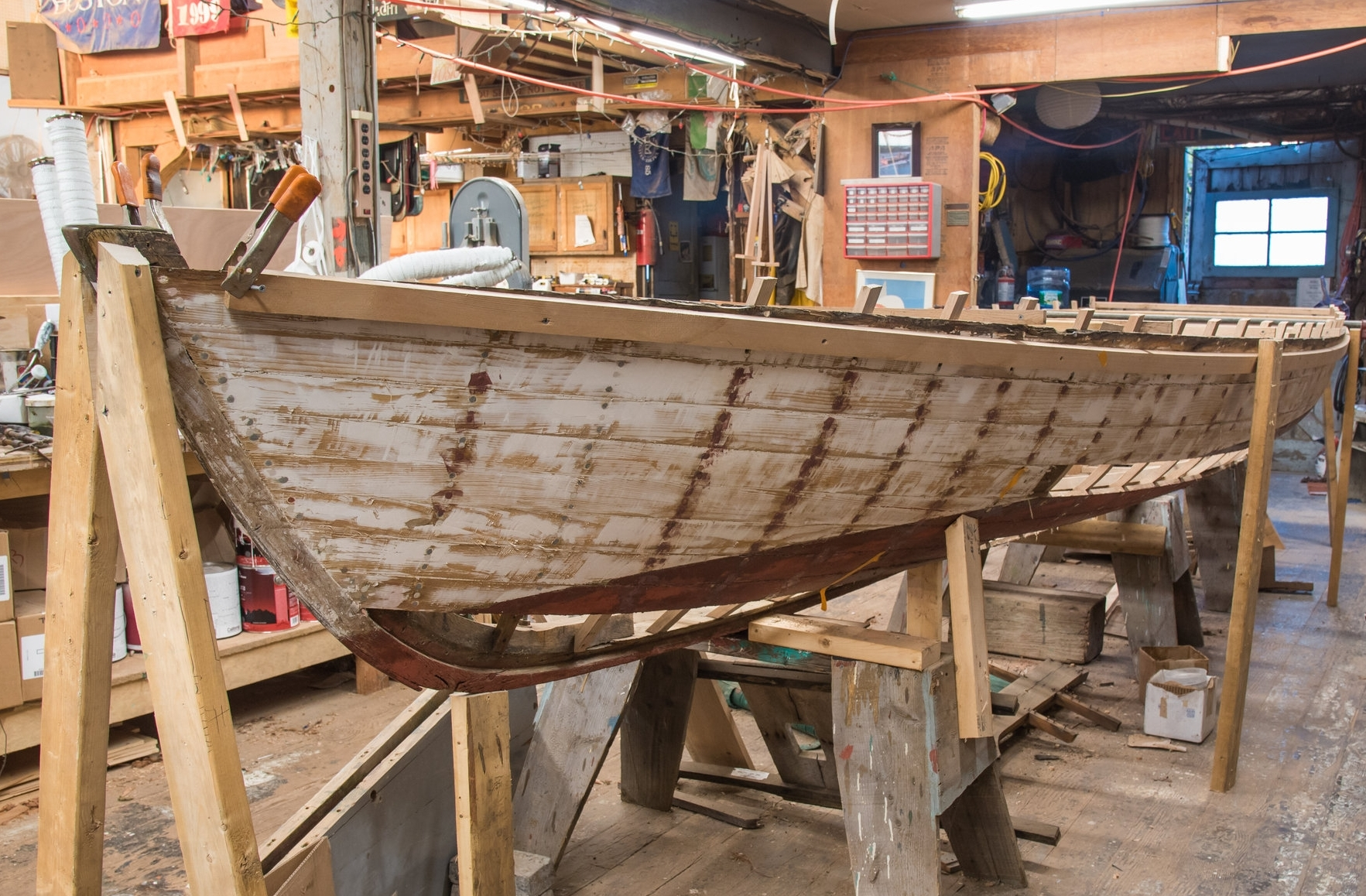 Shark Fin - 1937 Spaulding Dunbar Corsair