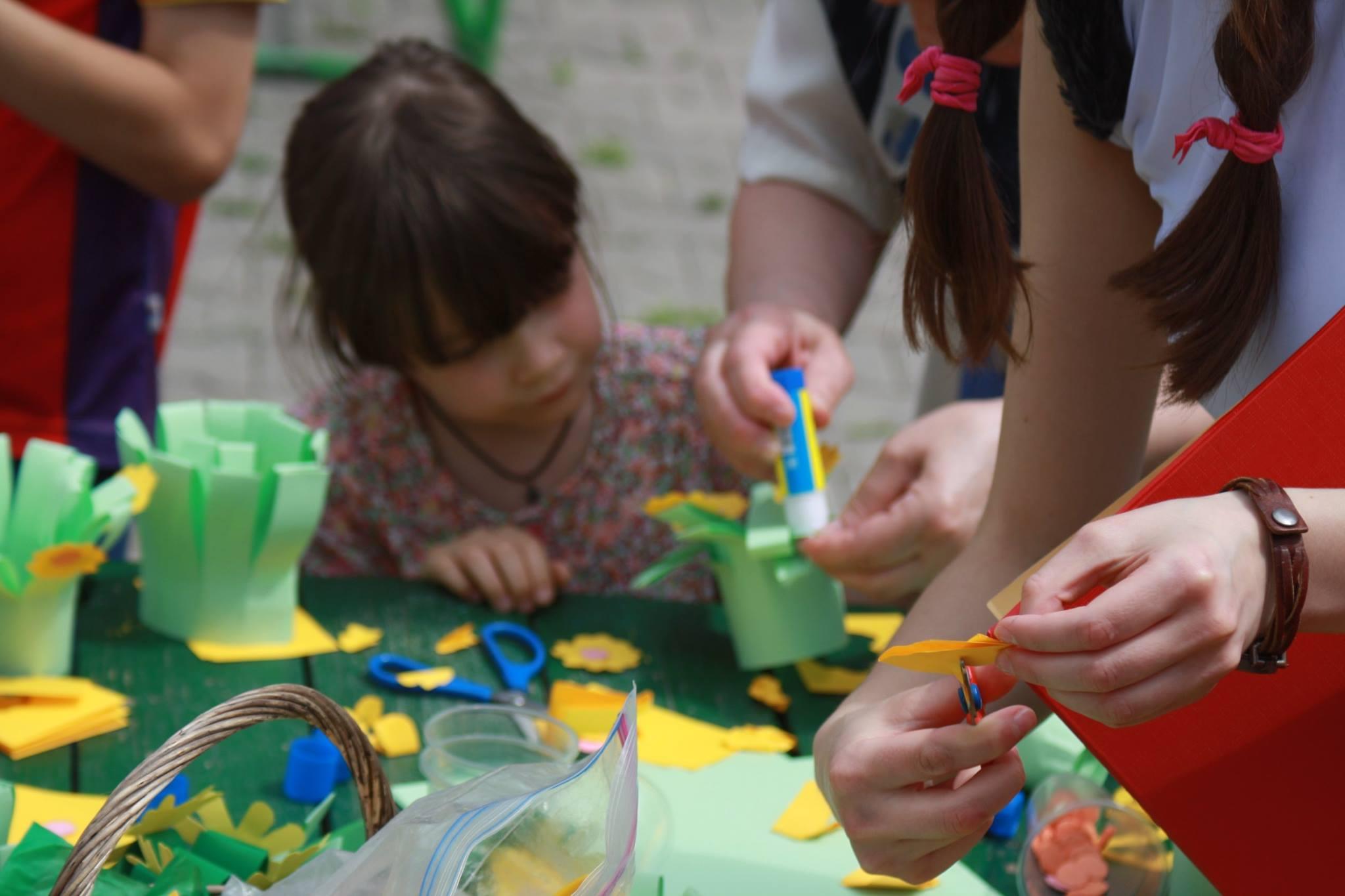 Centrul de Zi pentru Copii - Luni - Vineri de la 9:00 la 13:00