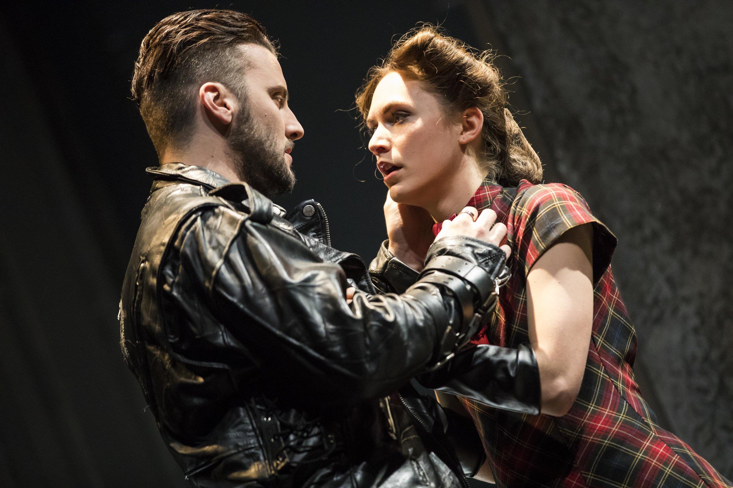 Macbeth , Catholic University of America Drama, 2017