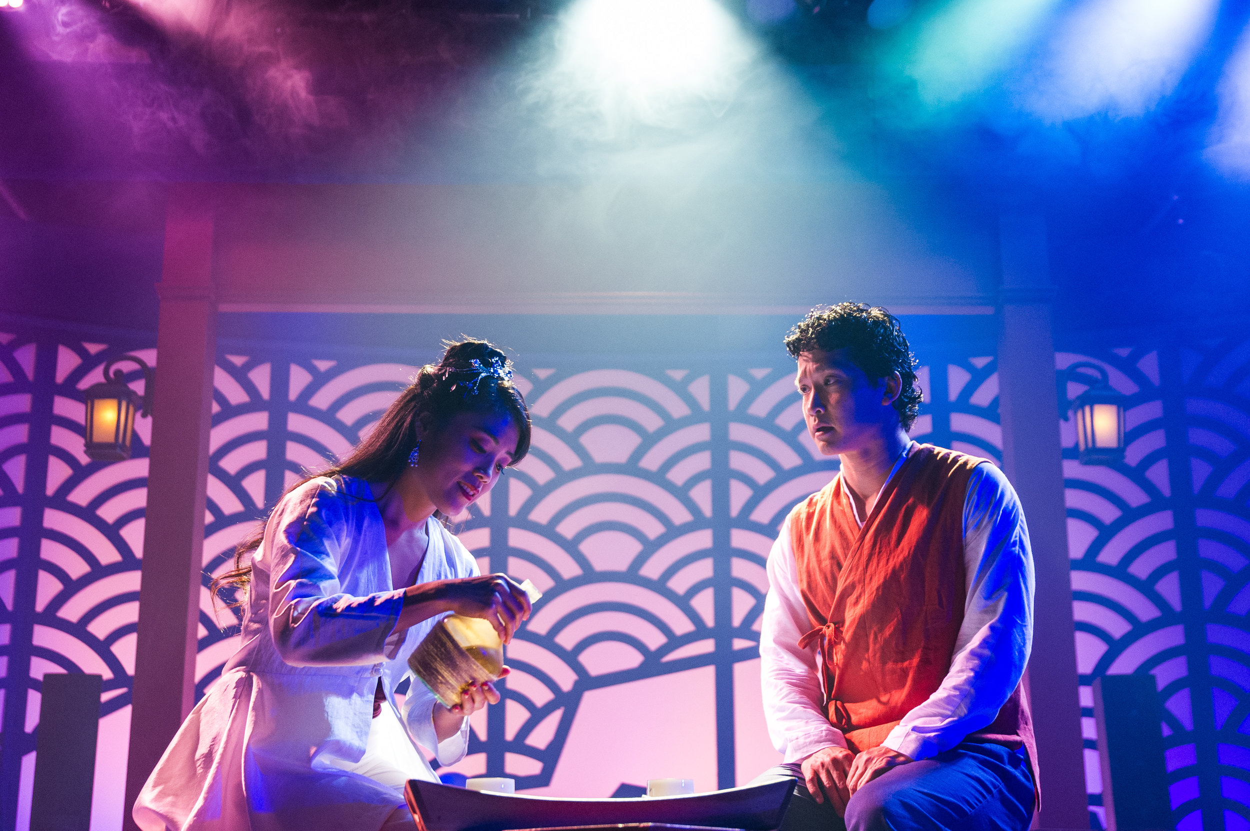 The White Snake , Constellation Theatre Company, 2019