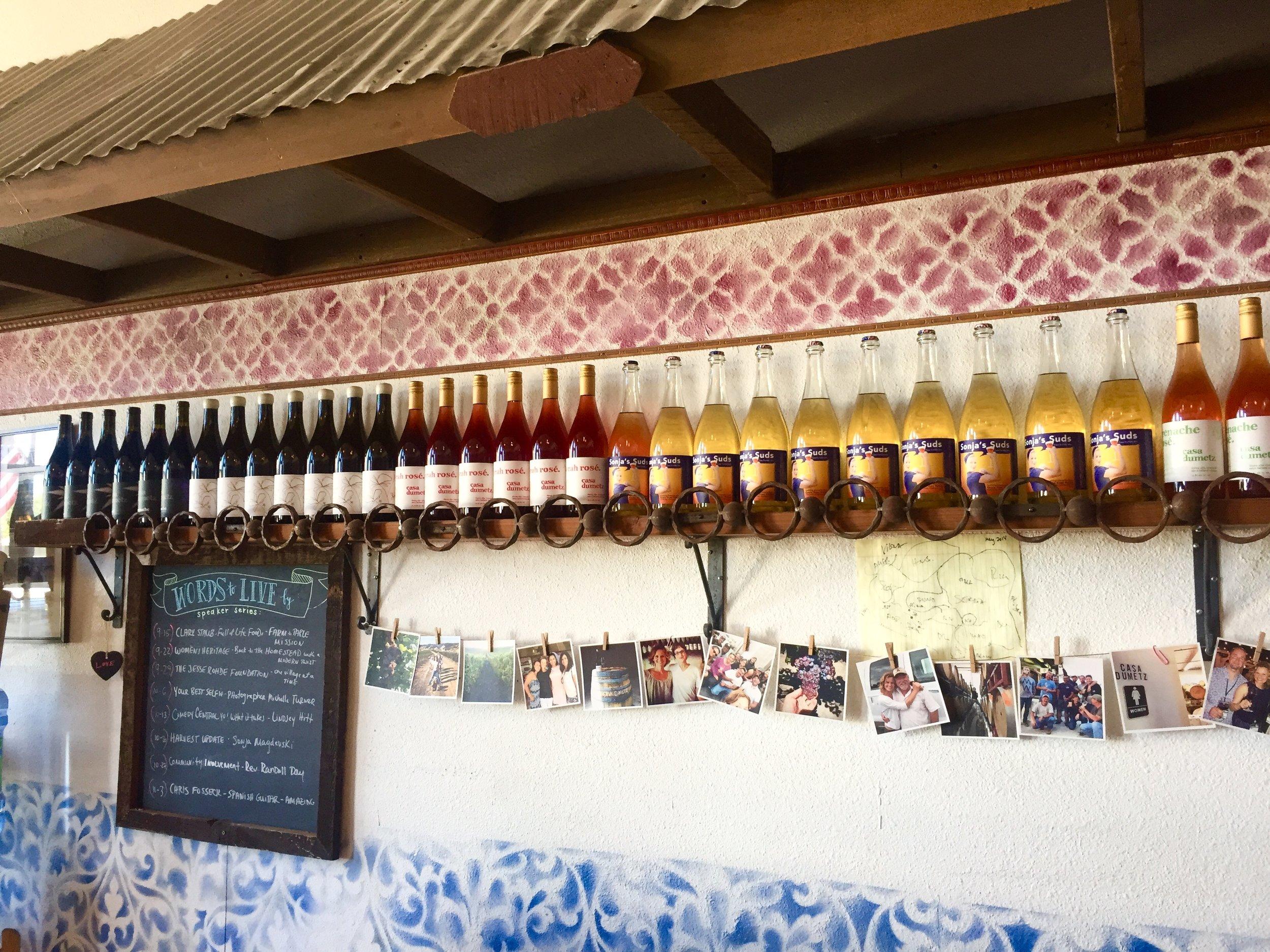 Casa Dumetz Winery