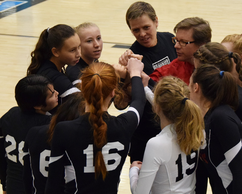 - Volleyball