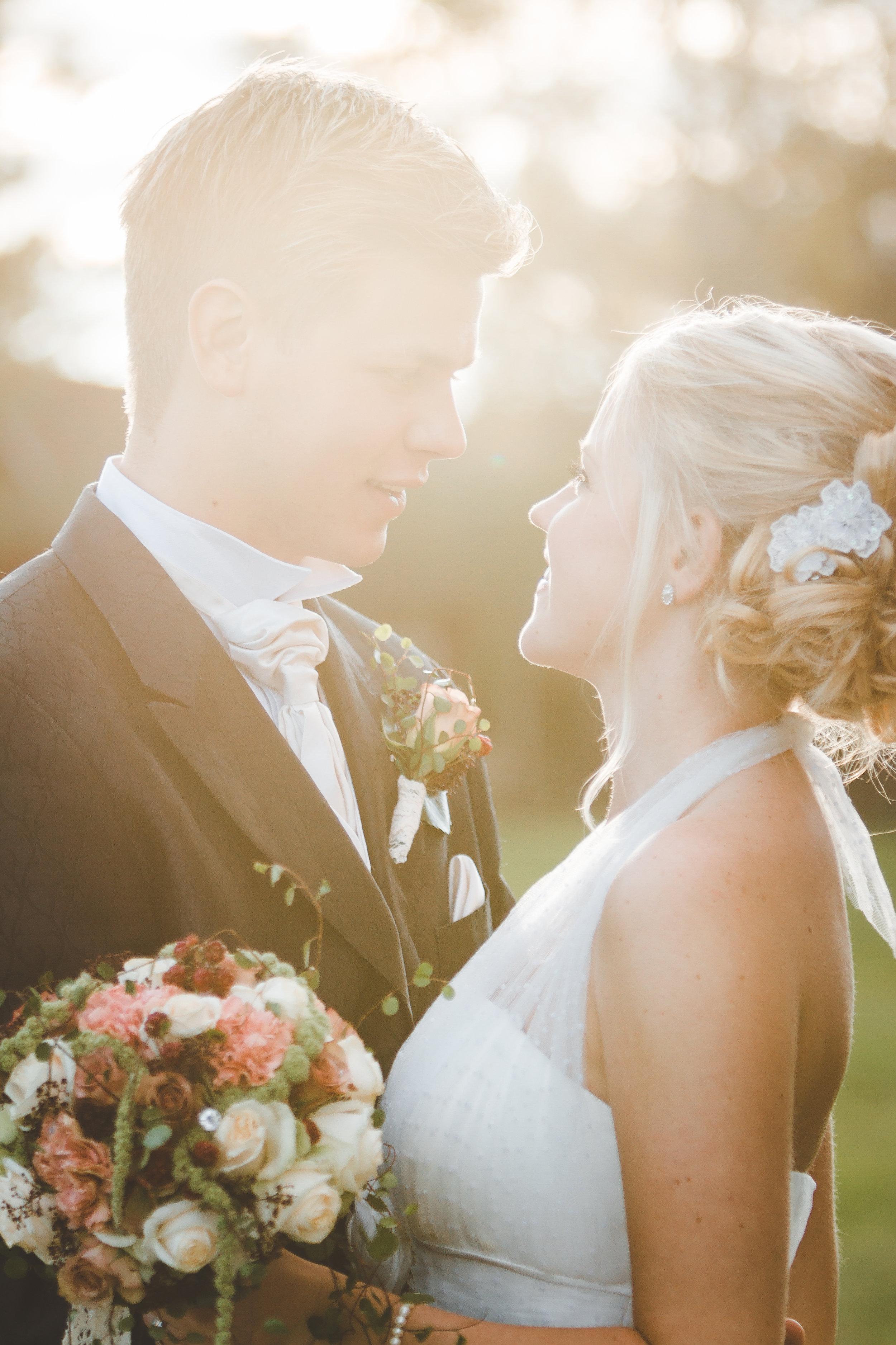 Mitt första bröllop. Inte första betalda bröllop, det kom senare.