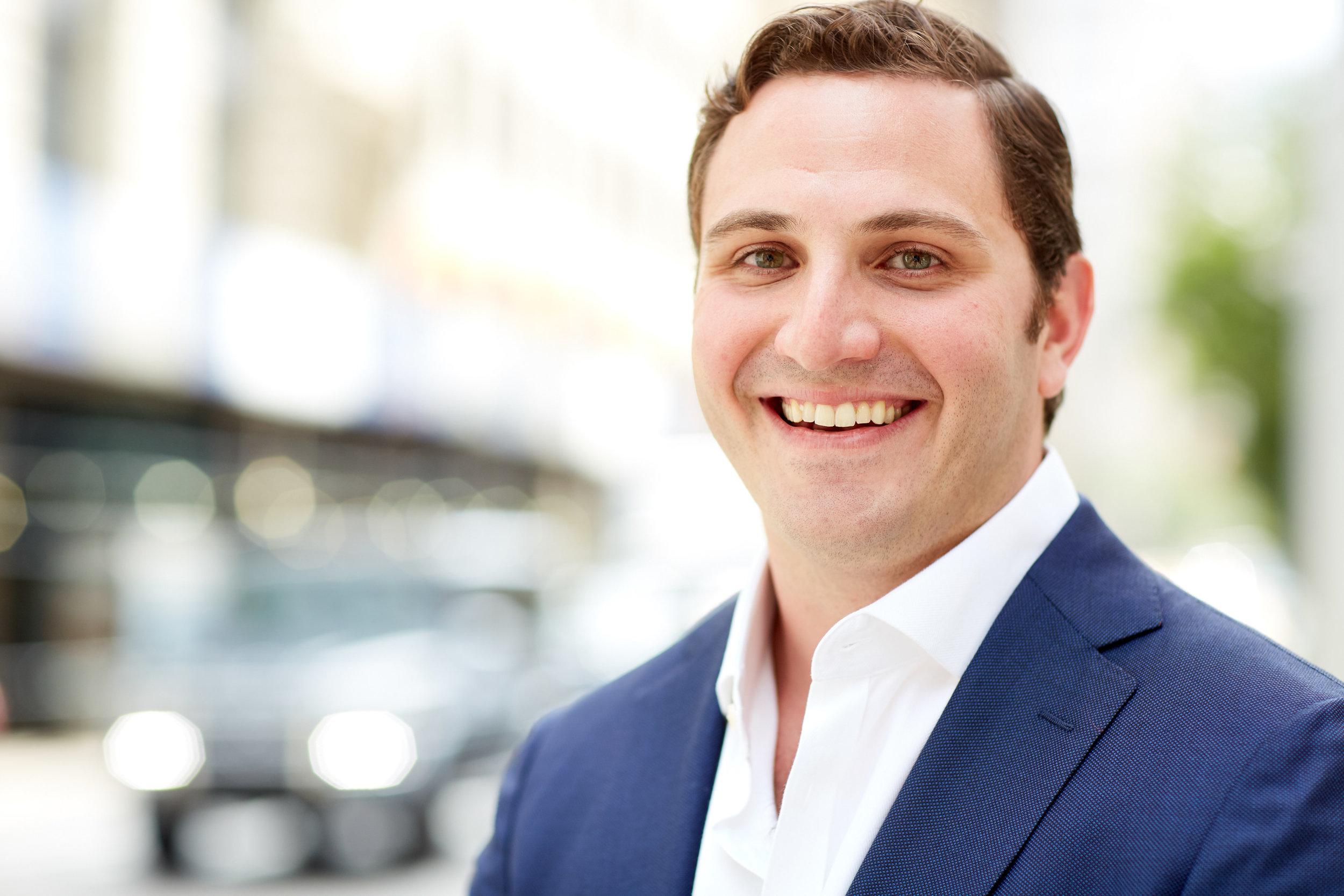 ANDY STERNFELD  Sales Director