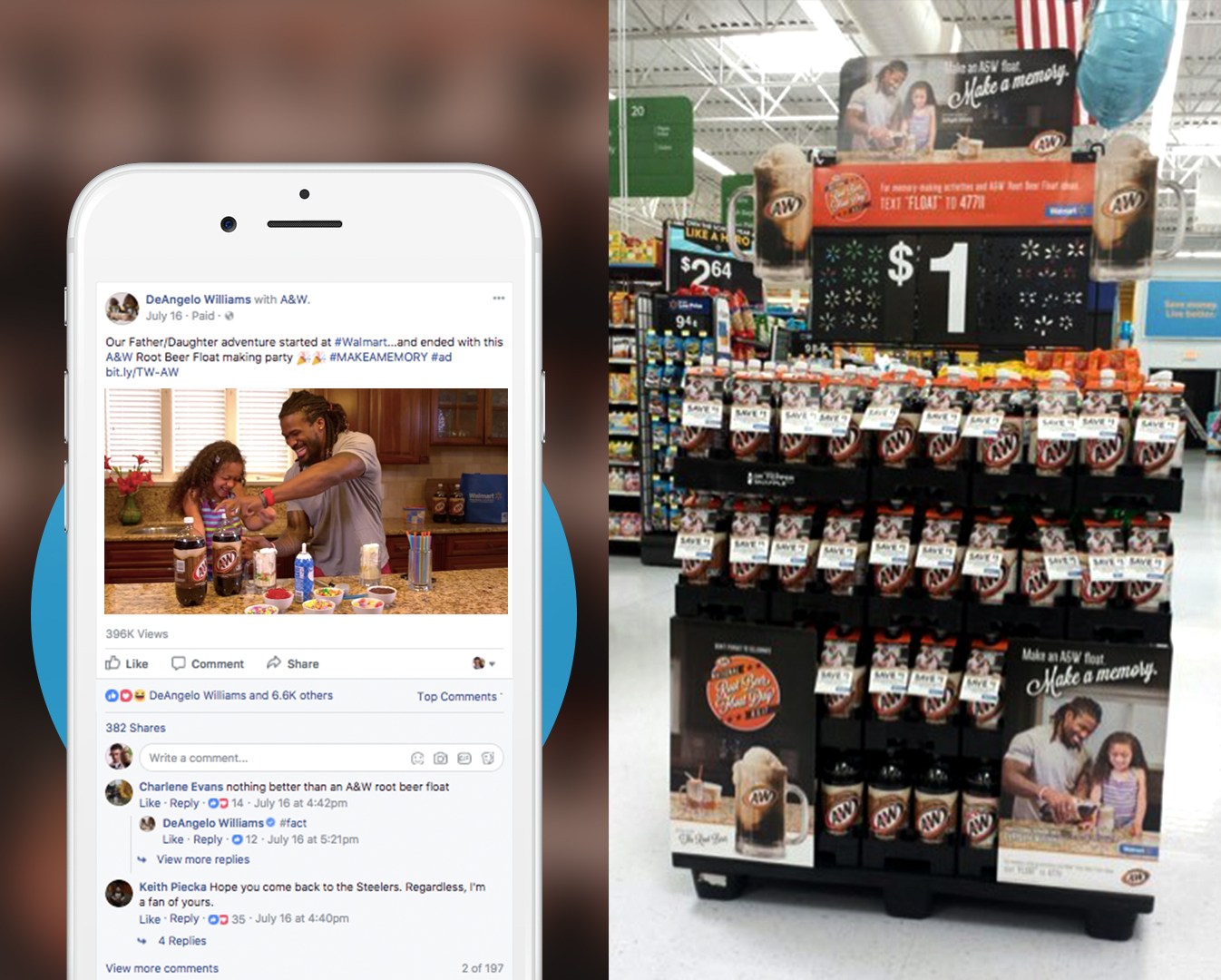 5. Distribution - Following the Shopper's path to purchase, WHOSAY optimizes the distribution of content with targeted social distribution. Delivering a cohesive, omnichannel message, WHOSAY content then follows the Shopper journey to online at retailer.com, then in-store on signage, display, in-store TV and even live retail events.