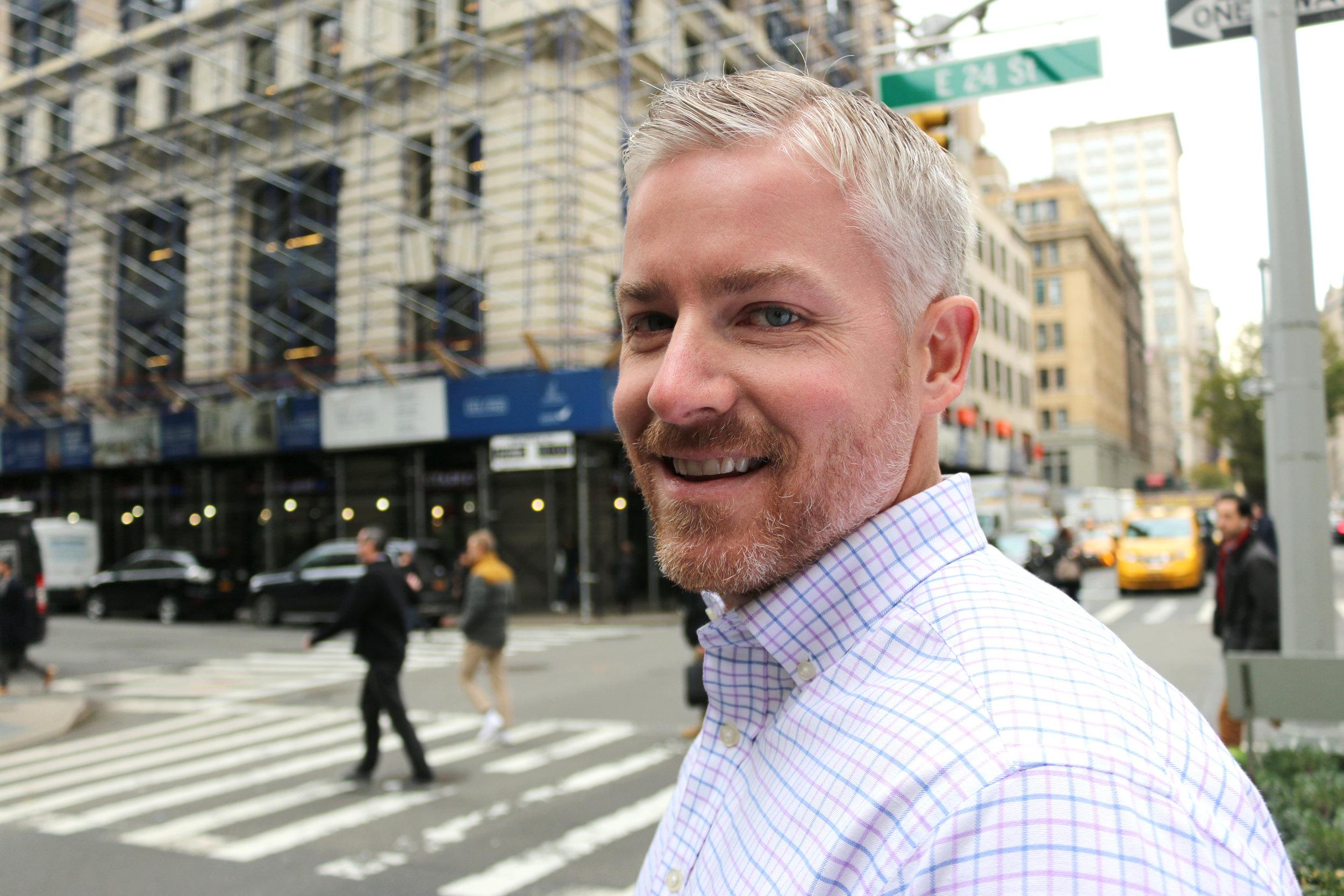 CHRIS HOUSTON  Account Director
