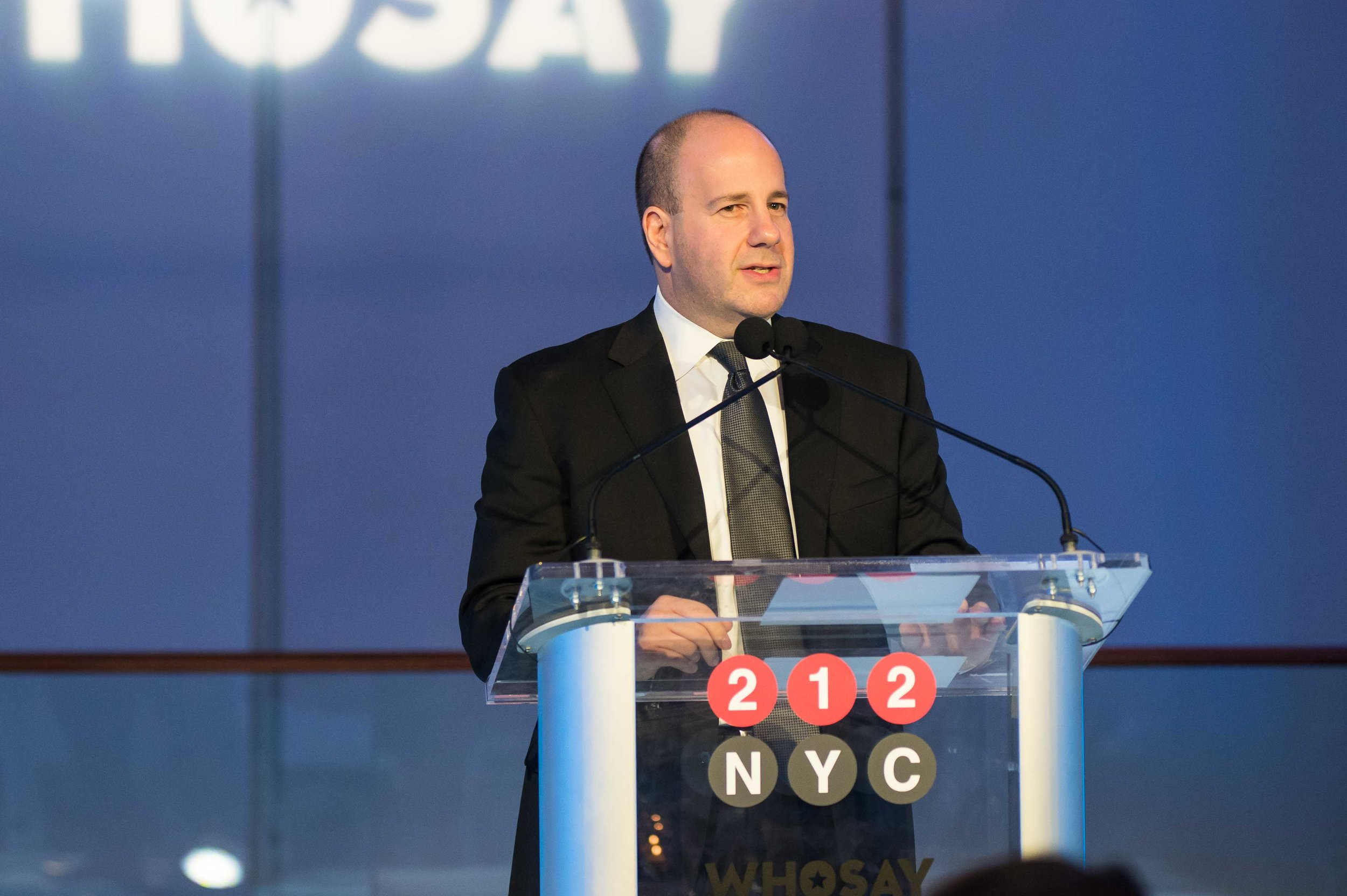 """""""We, as an industry, will realize the value of trust, the value of transparency, quality, relationships and effectiveness,"""" said Honoree David Cohen,President North America, Magna Global"""