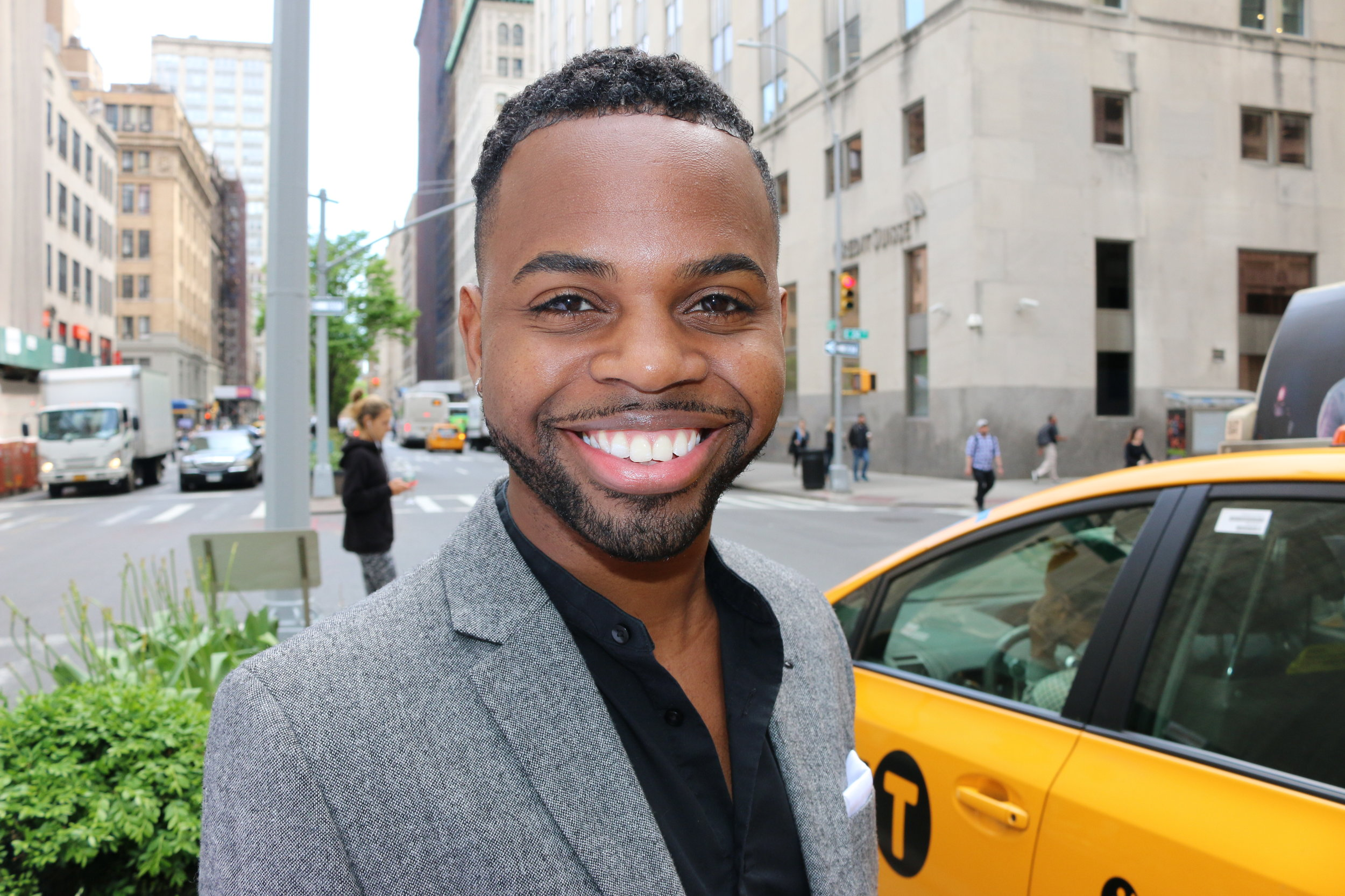 WHOSAY Talent Coordinator of Diversity, Daion Morton