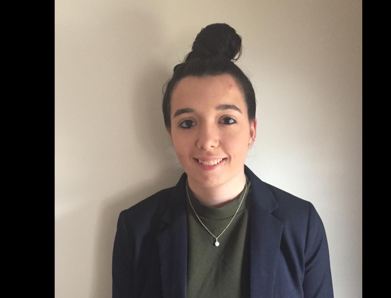 Kaitlyn Coyne '19 - President of Smithies in Business