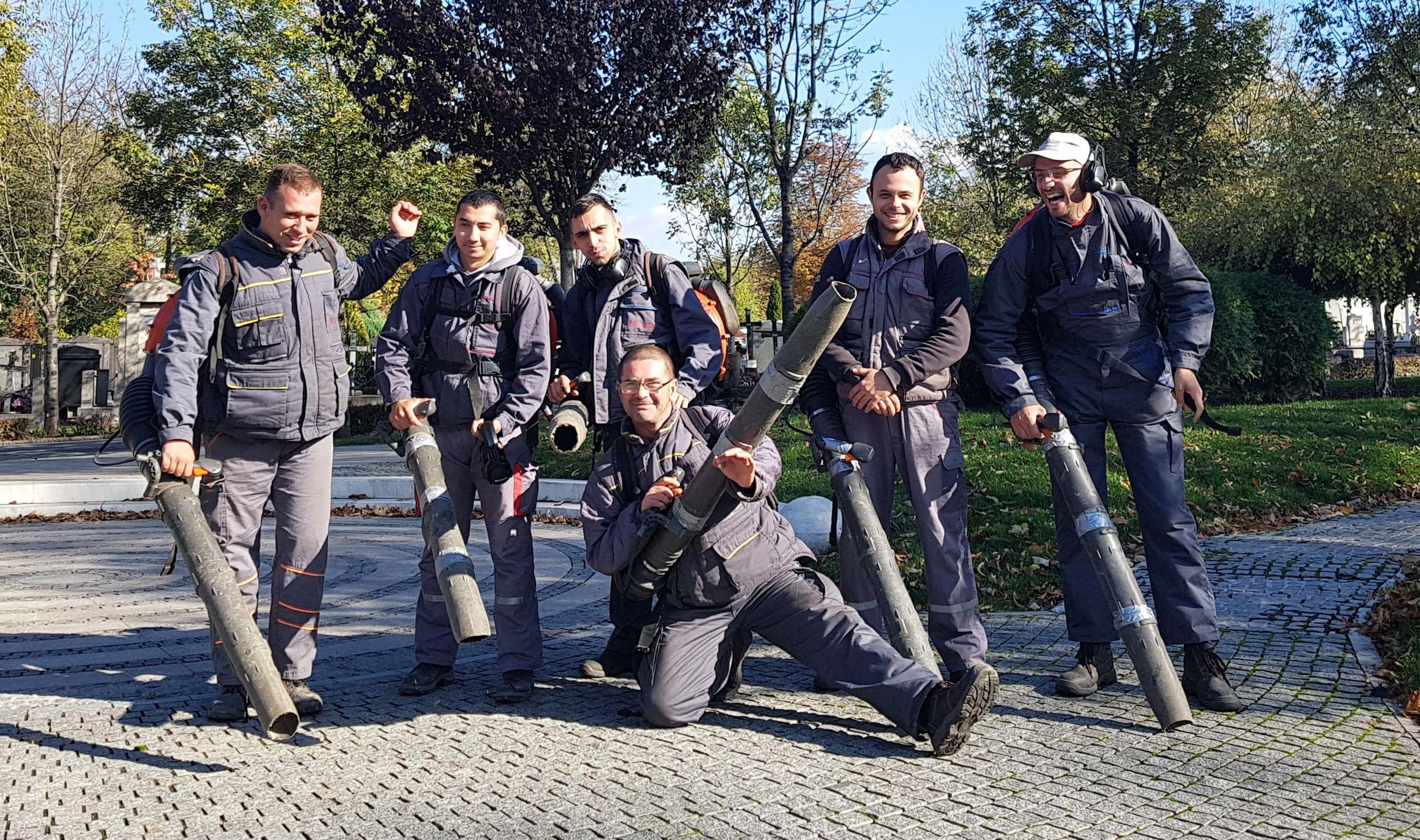 Belgrade's Ghostbusters!