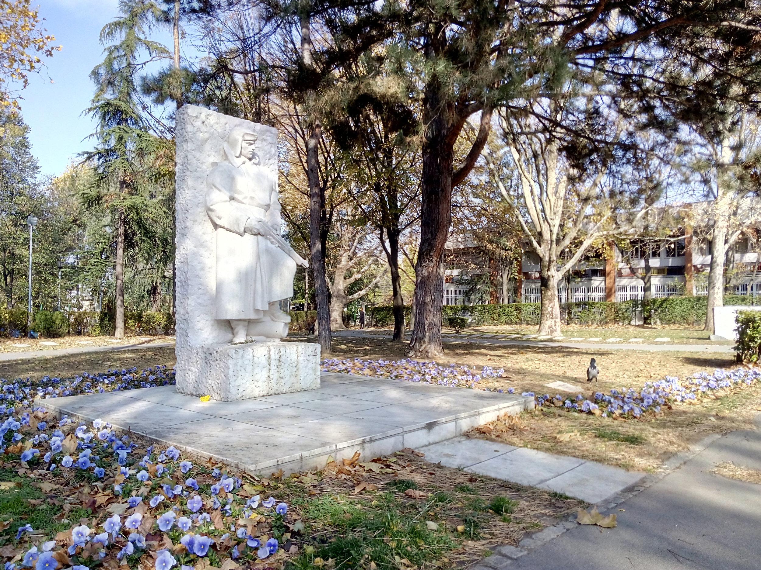 Park of the Defenders of Belgrade