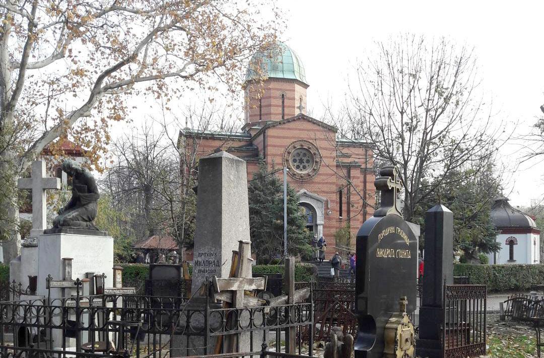 Crkva Svetog Nikole, St Nicholas' Church, Belgrade