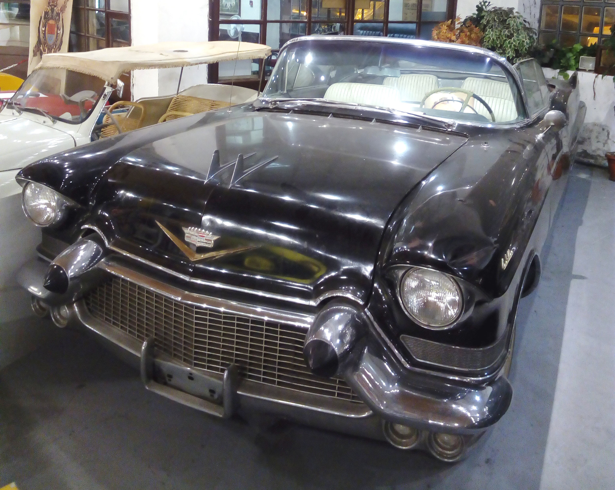 Marshall Tito's Cadillac in Belgrade's Car Museum