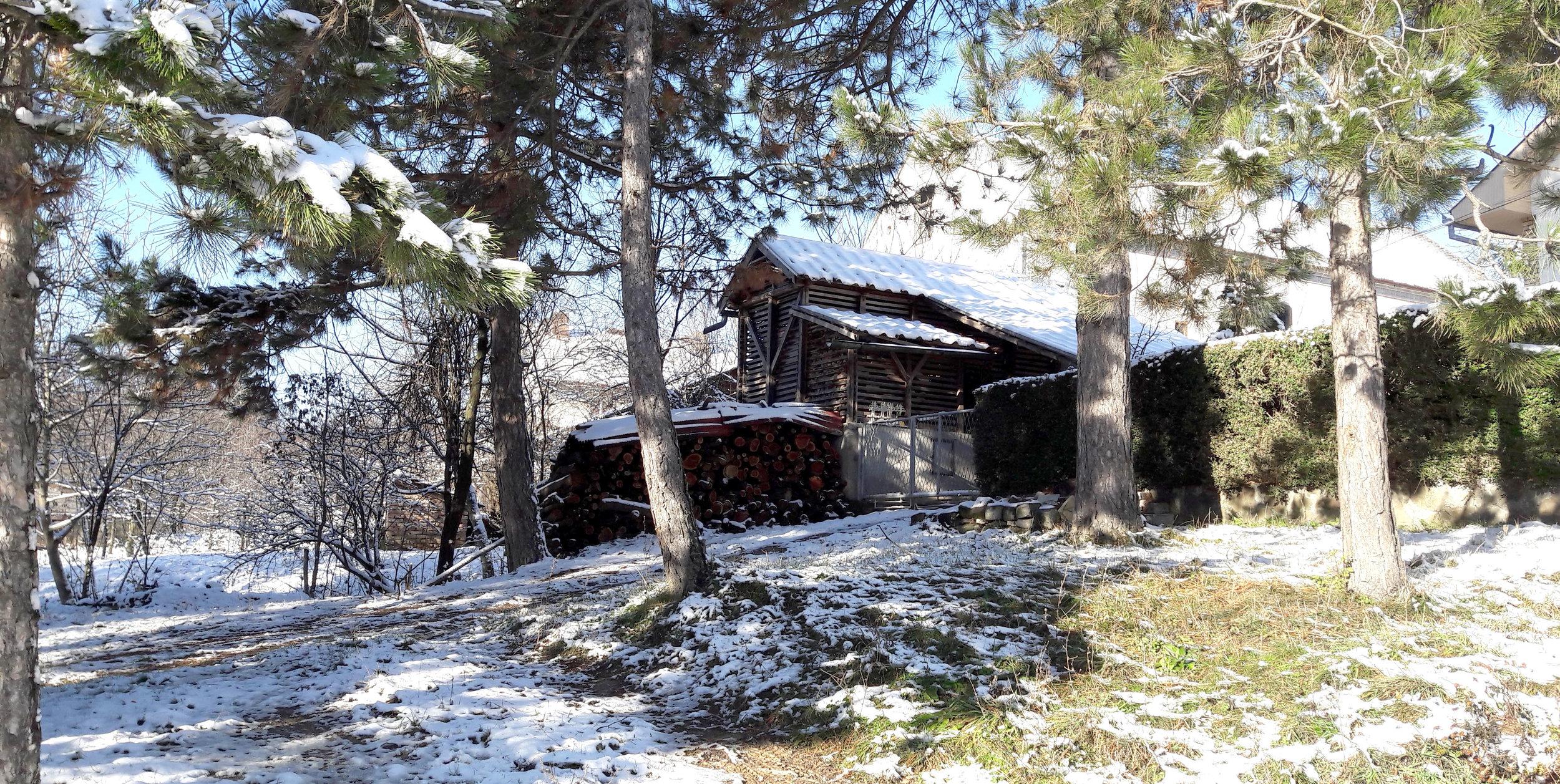 Near the disused coal mine in Vrdnik