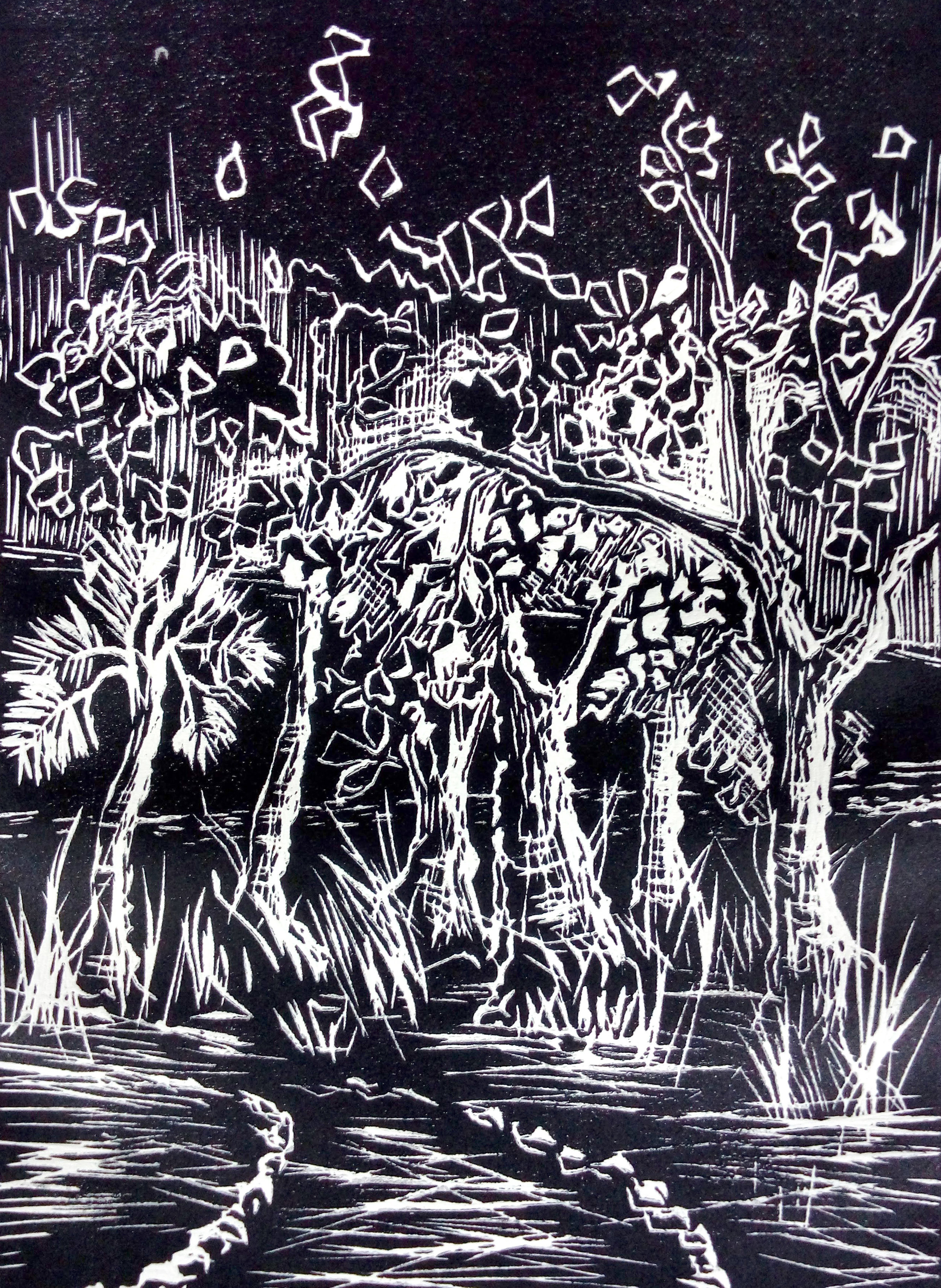 Trees in park linocut.jpg