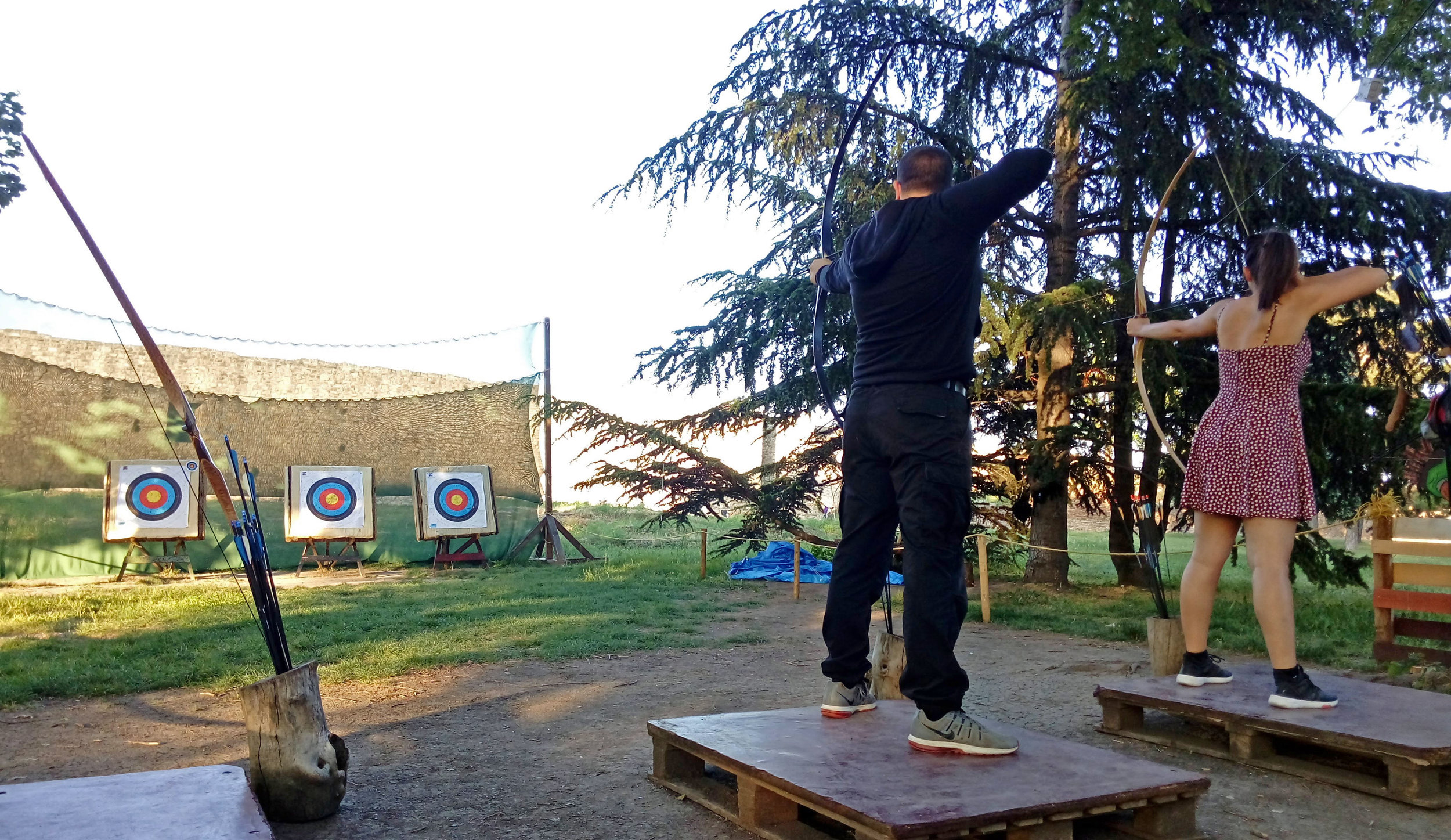 Archery Lessons with 'Belgrade Archery' from 11am to 11pm, Kalemegdan