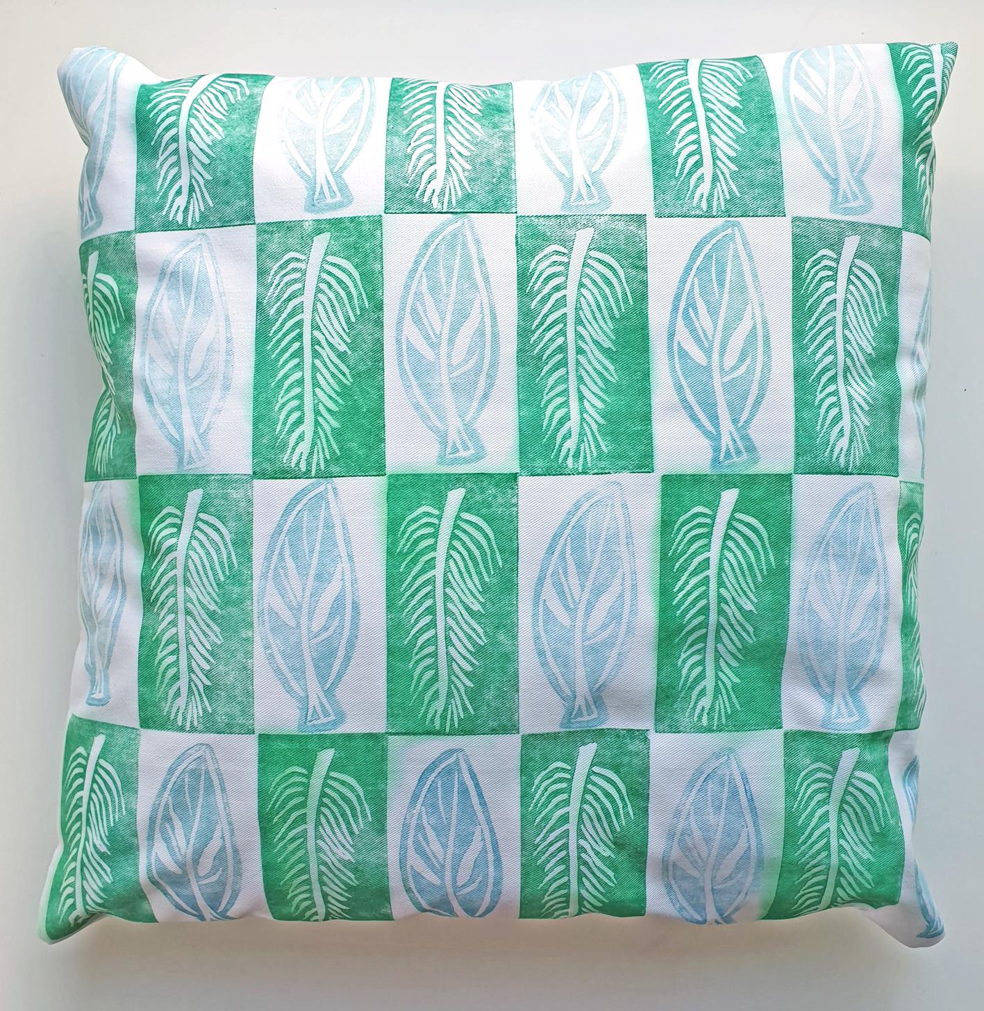 Green Leaf Cushion.jpg