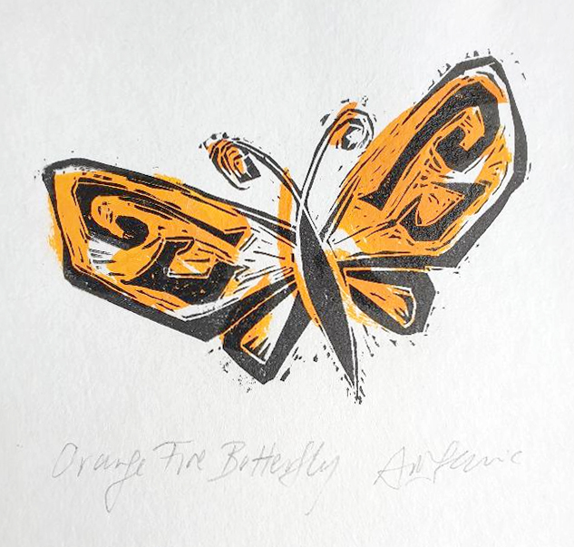 Orange Fire Butterfly image _ sig.jpg