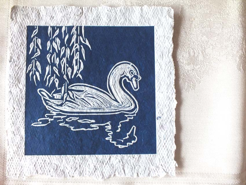 Swan handmade paper complete 1.jpg