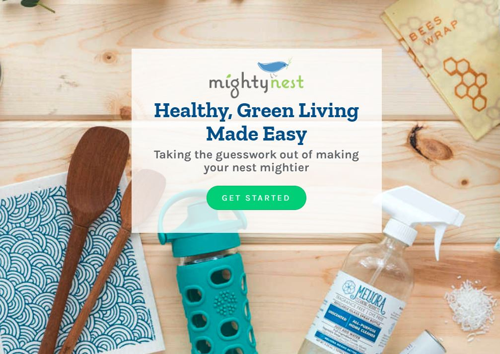 Try new products every month to make your home green. Plans run from ~$10 a month.