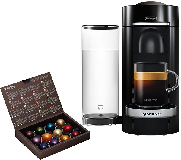 Nespresso is one of the few coffee makers out there that provides recyclable capsules. Can you say yes please? Watch the video on how they do it  here .