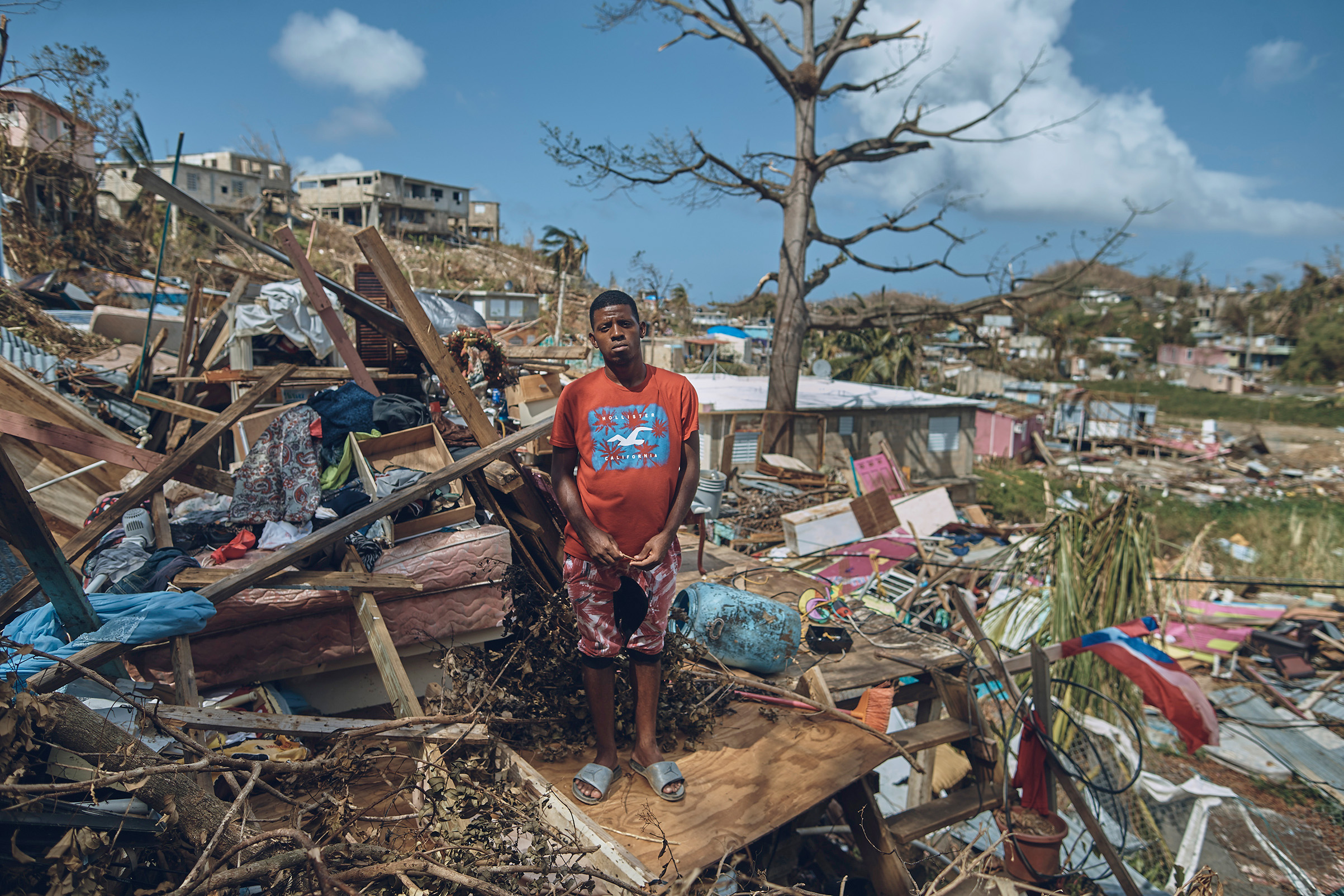 Puerto Rico Hurricane Maria C4 Christians Concerned About Climate Change