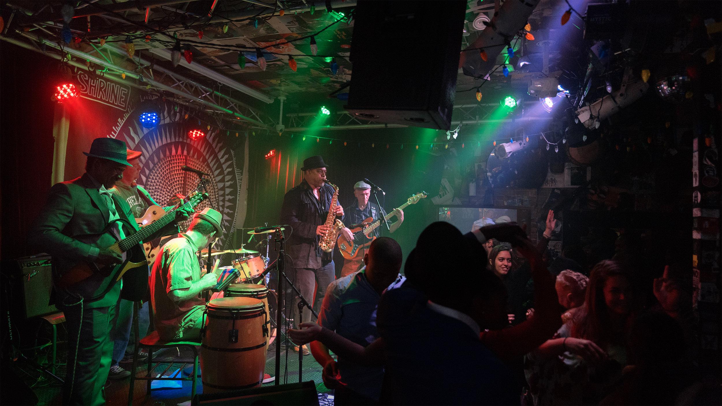 Casa Mantequilla - The Shrine, Harlem, NY [11|11|2017]