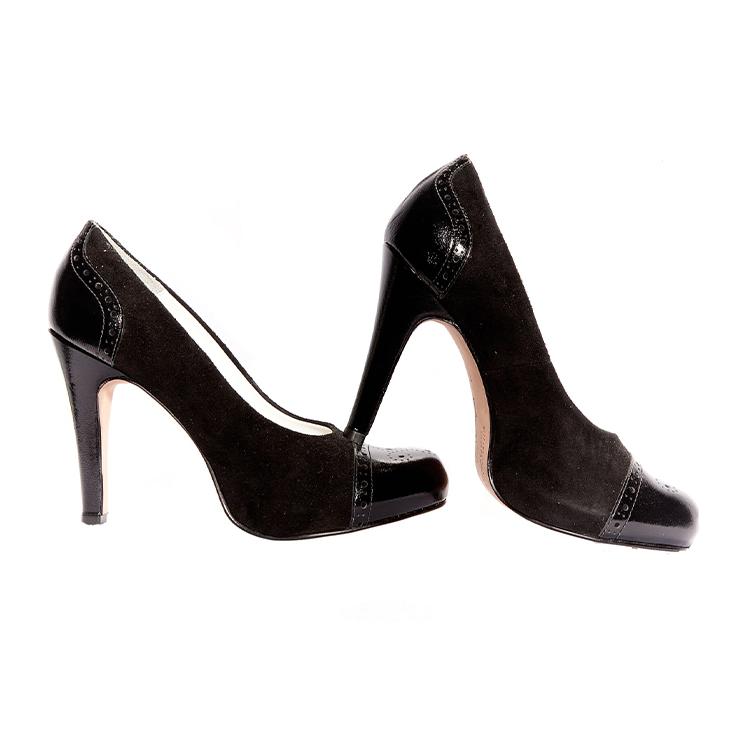 Lexie Oxford Stiletto -