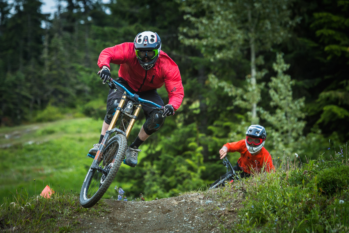 Whistler Mountain Bike Park - If your dad loves adventure, then a day in the bike park would be right up his alley. They have trails for all ability levels, and rentals and guides to help you on your way. Don't forget to finish your day with après at the GLC where you can watch bikers riding by over a cold one.