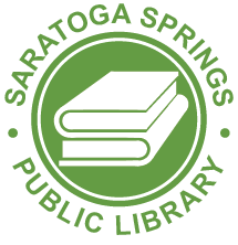 Many Thanks to Our Co-Sponsor — Saratoga Springs Public Library