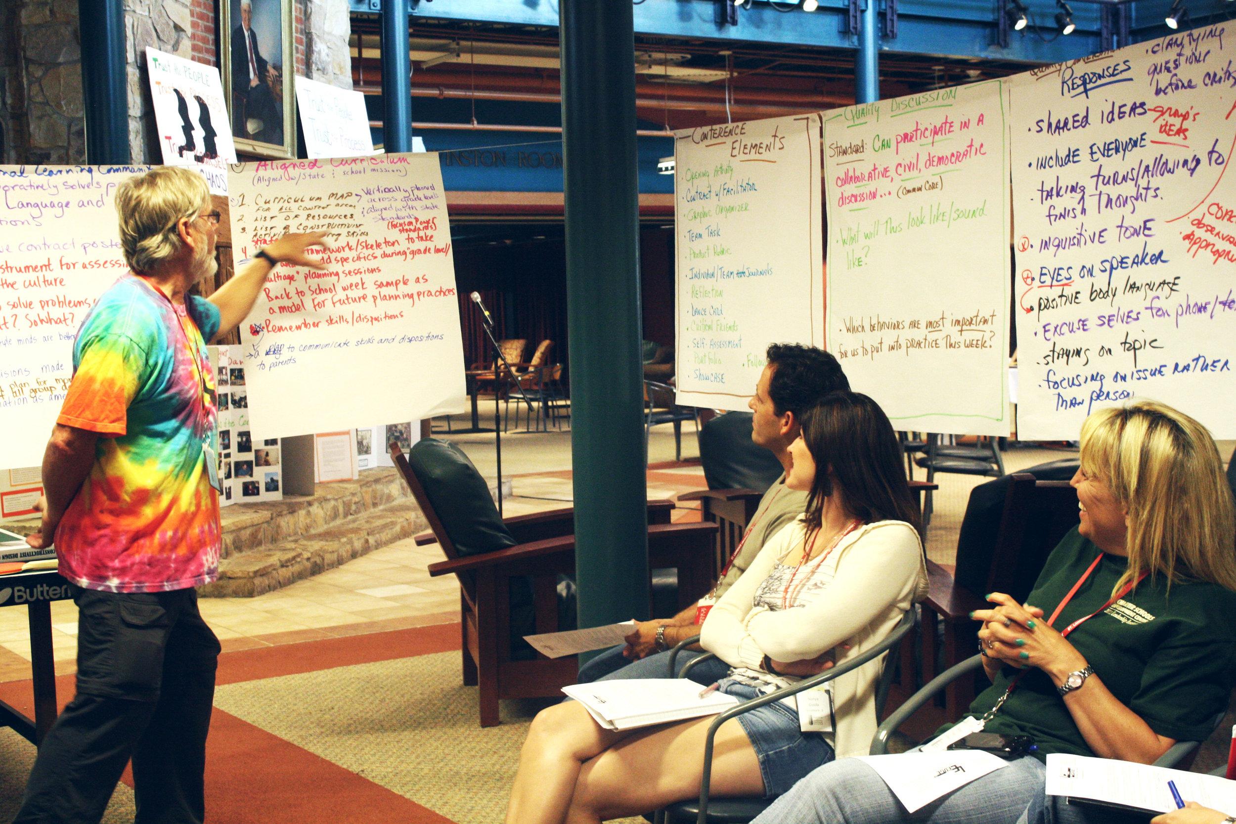 team-work-time-constructivist-conference