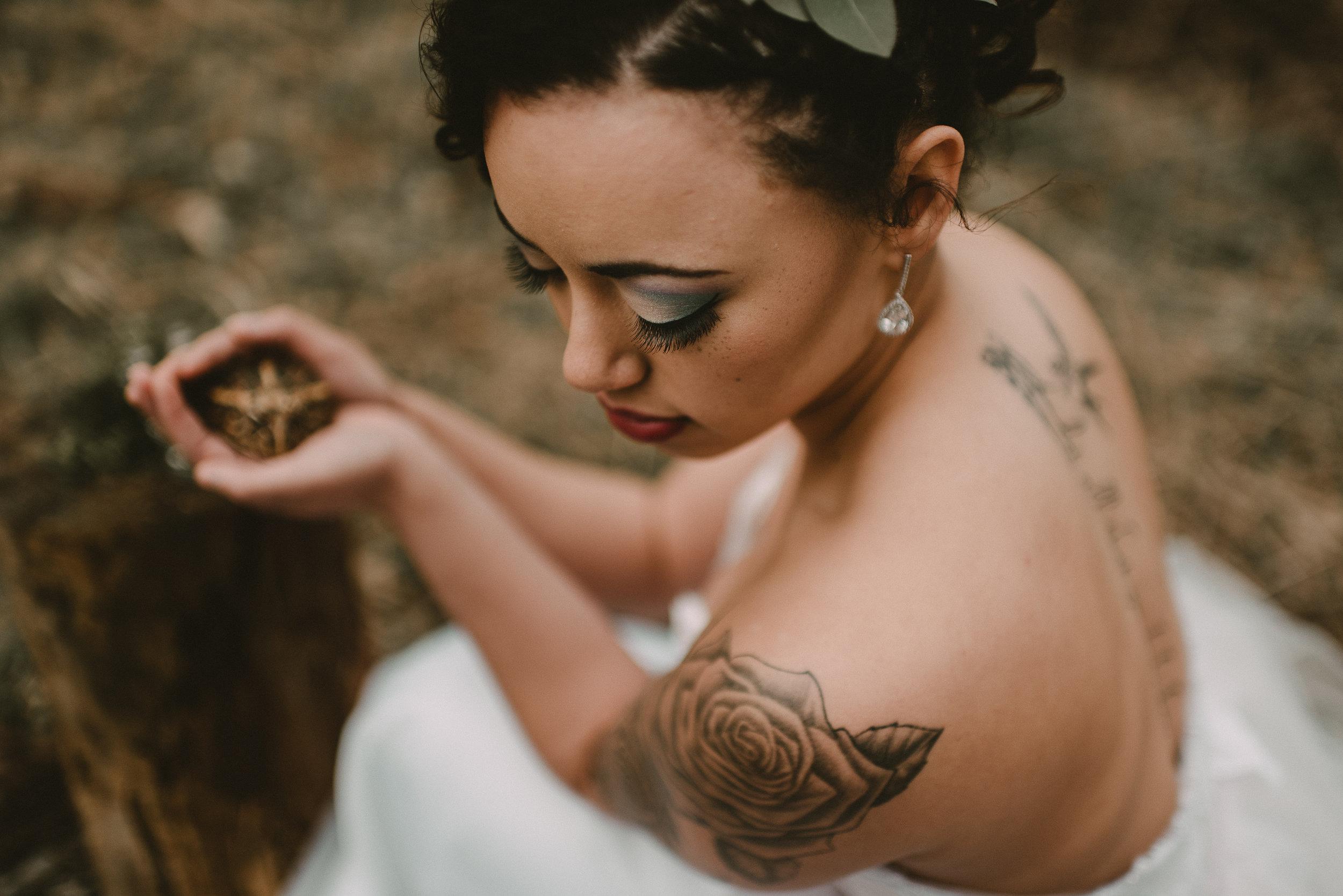 Emily Schmidt Photography  Beta Blue Makeup and Hair