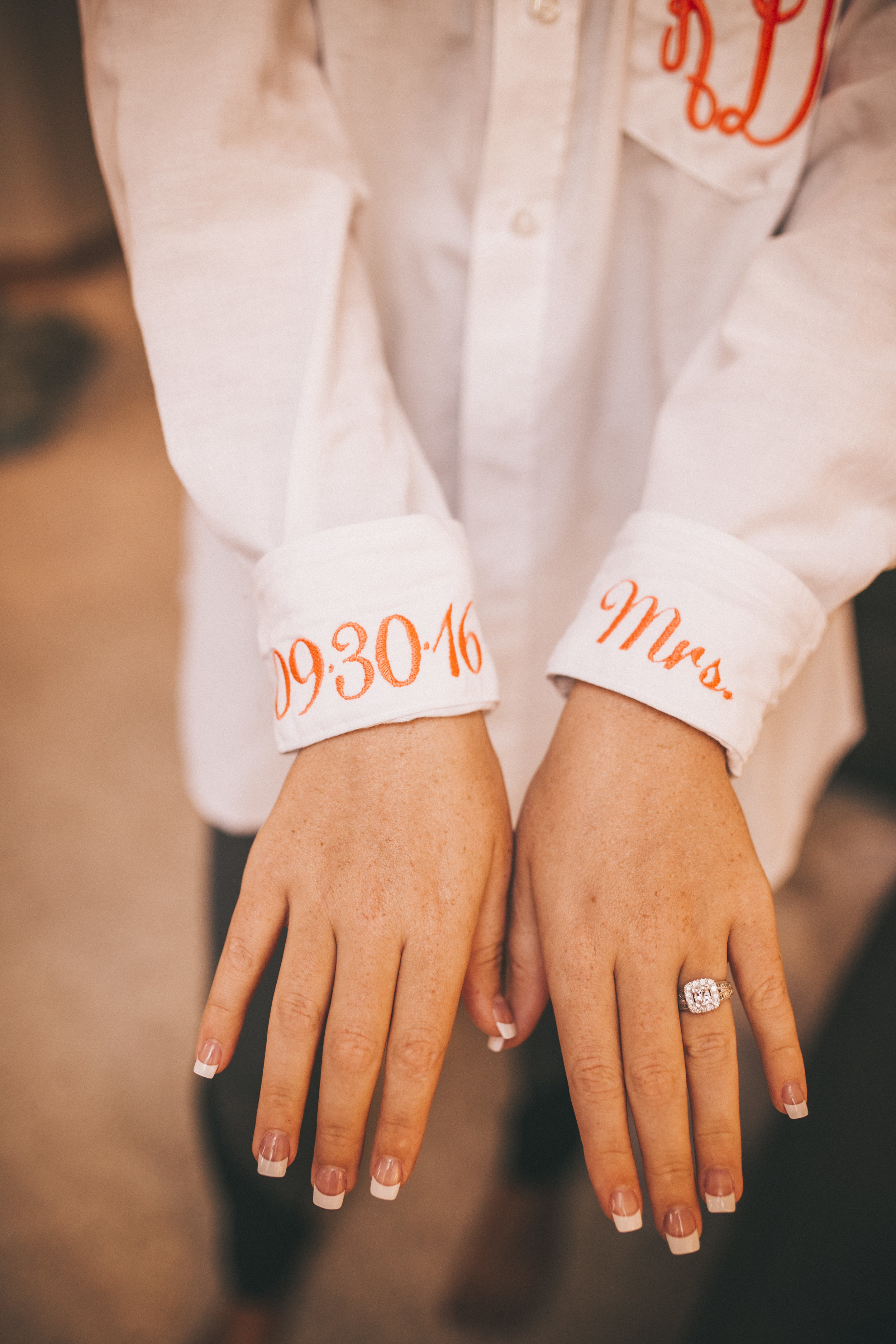 Casey Hurley photography - destination Wisconsin wedding feature