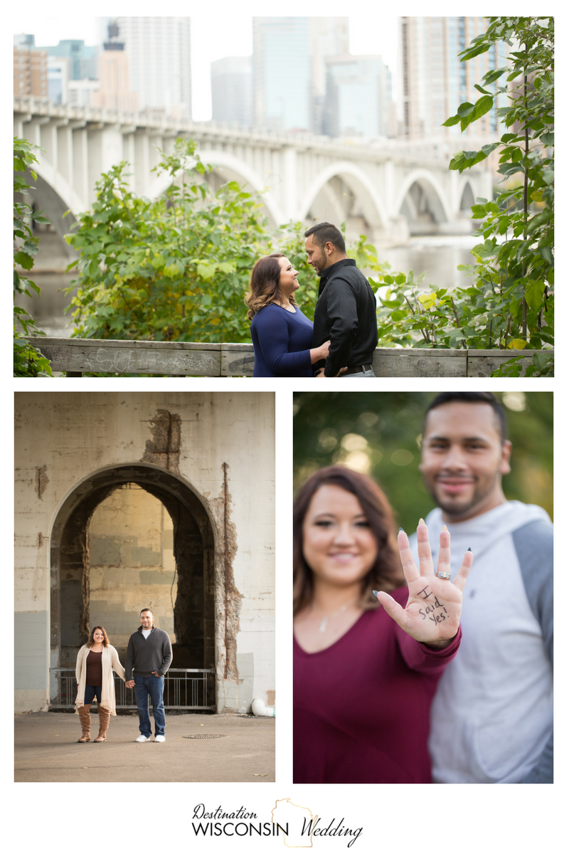 Minneapolis engagement session - Kendra Oxendale