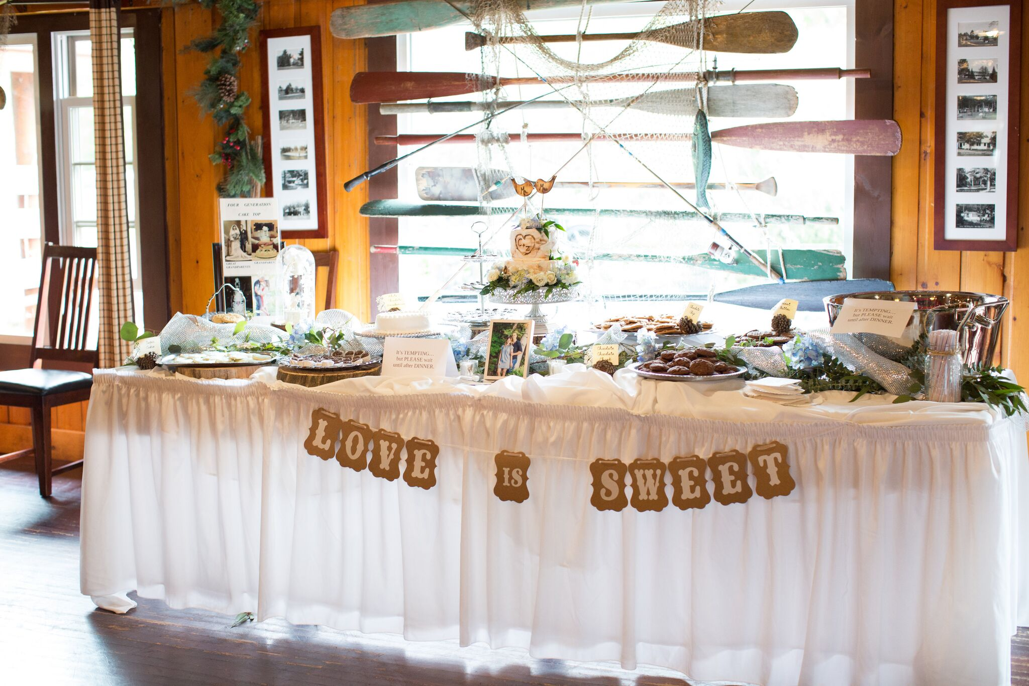 Traditional and rustic wedding at Scattering Rice Lake in Eagle River, WI by Brown Street Studios featured on Destination Wisconsin Wedding Blog