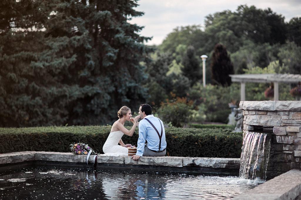 Rotary Botanical Gardens Styled Shoot by Birchwood Studios for Destination Wisconsin Weddings Blog