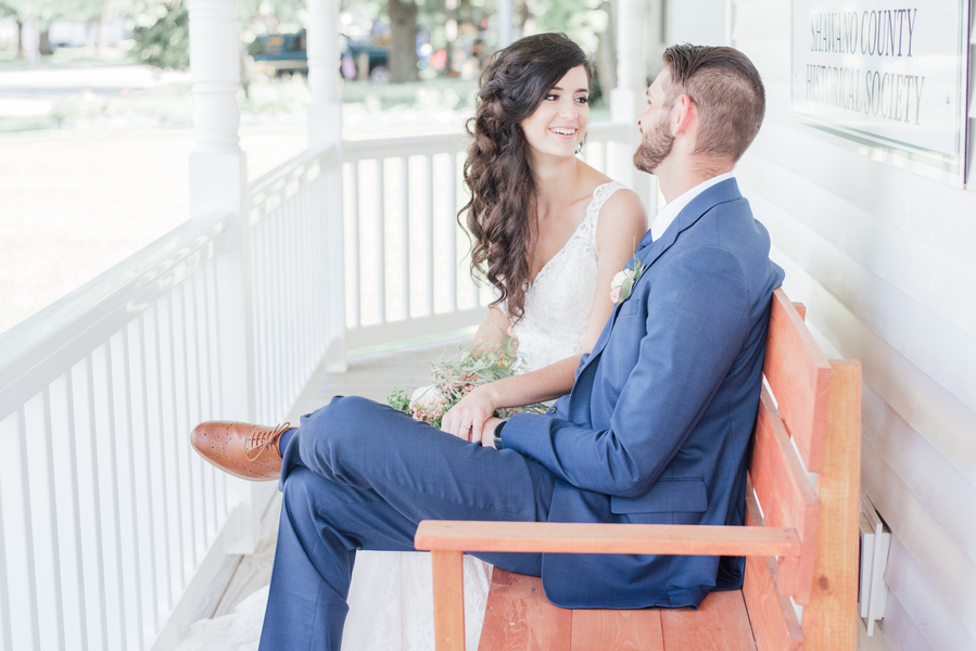 Natural & Elegant by Gigi Boucher for Destination Wisconsin Wedding Blog