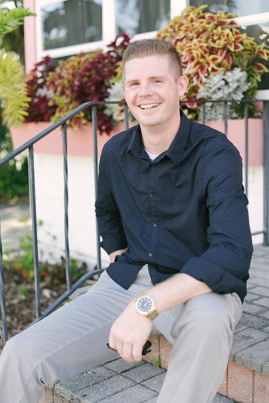Schuyler Mitchell, Co-Founder / Finance