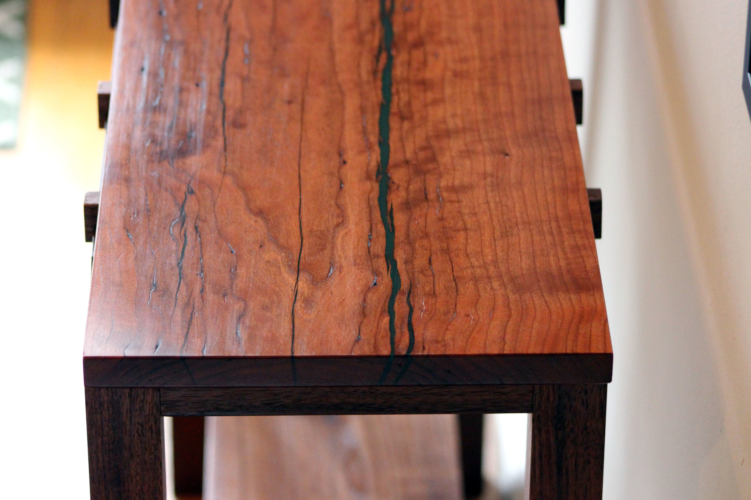 Reconstructed Rivers Console Table