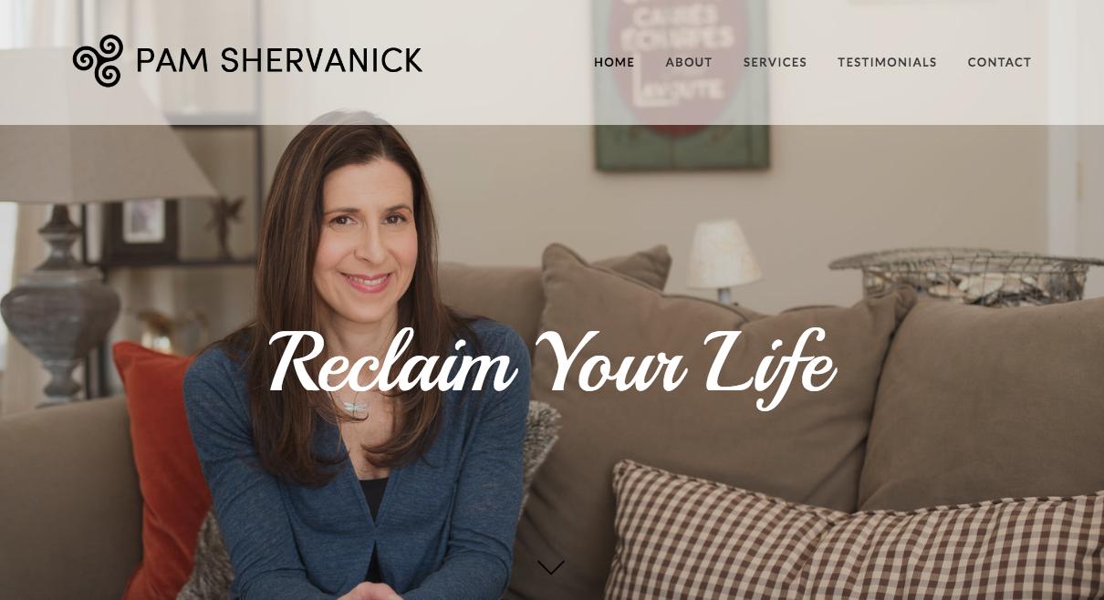 PamShervanick.com