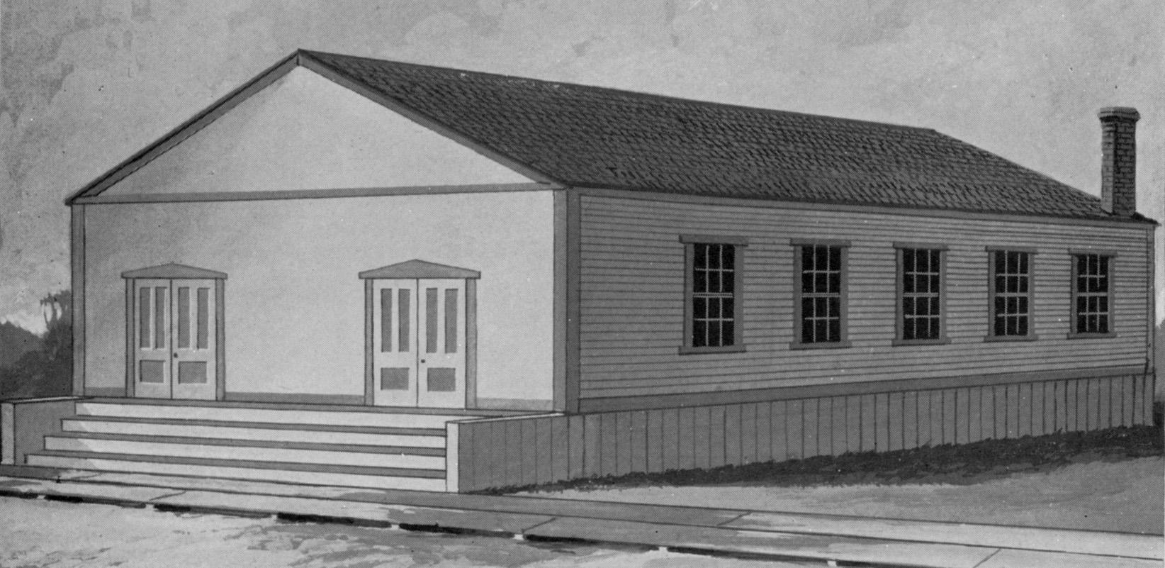 1842 building