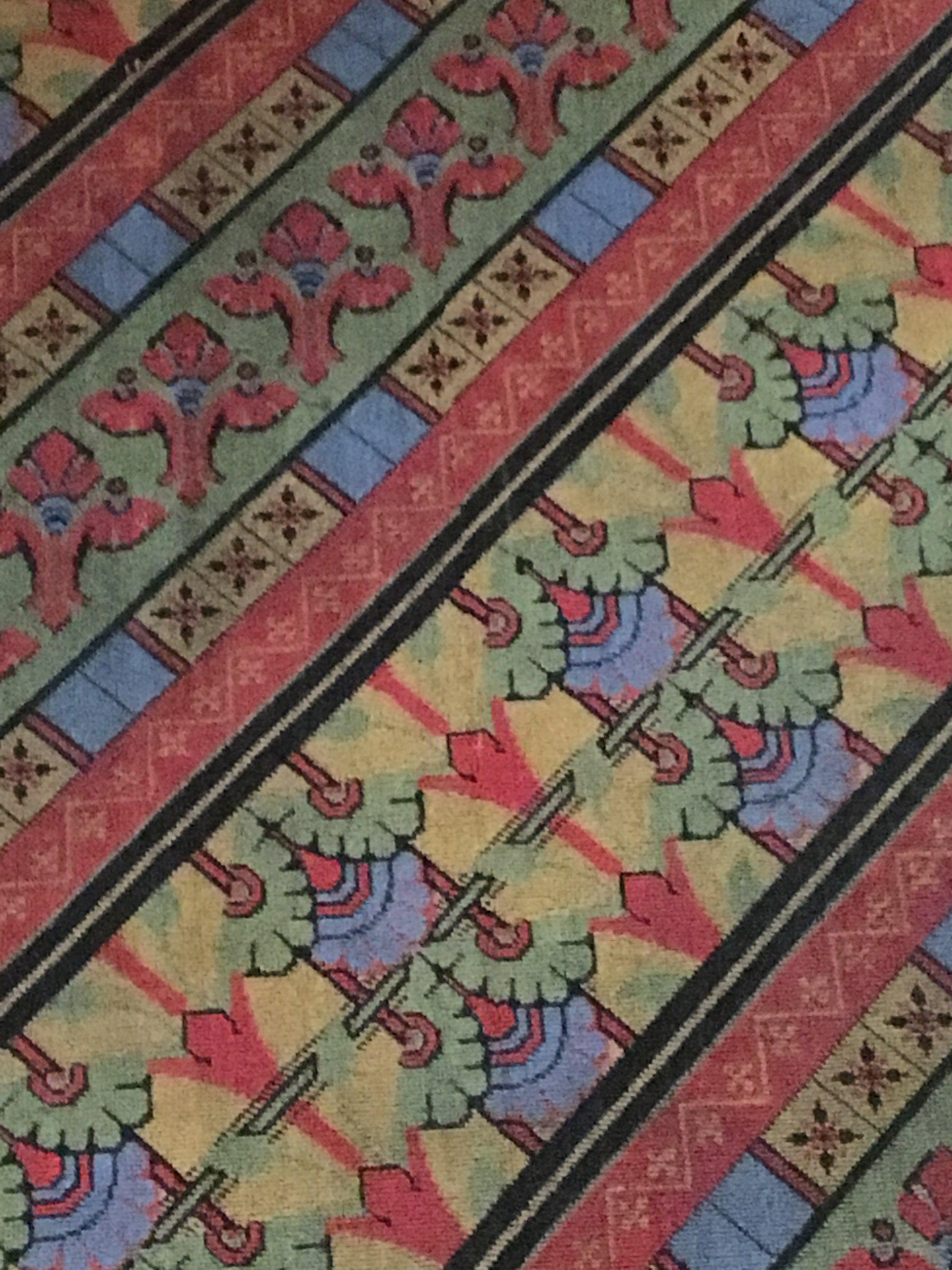 Original carpet