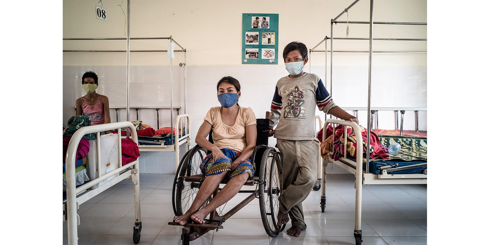 MDR TB & HIV, Cambodia (Narrative) / Medicines Sans Frontieres
