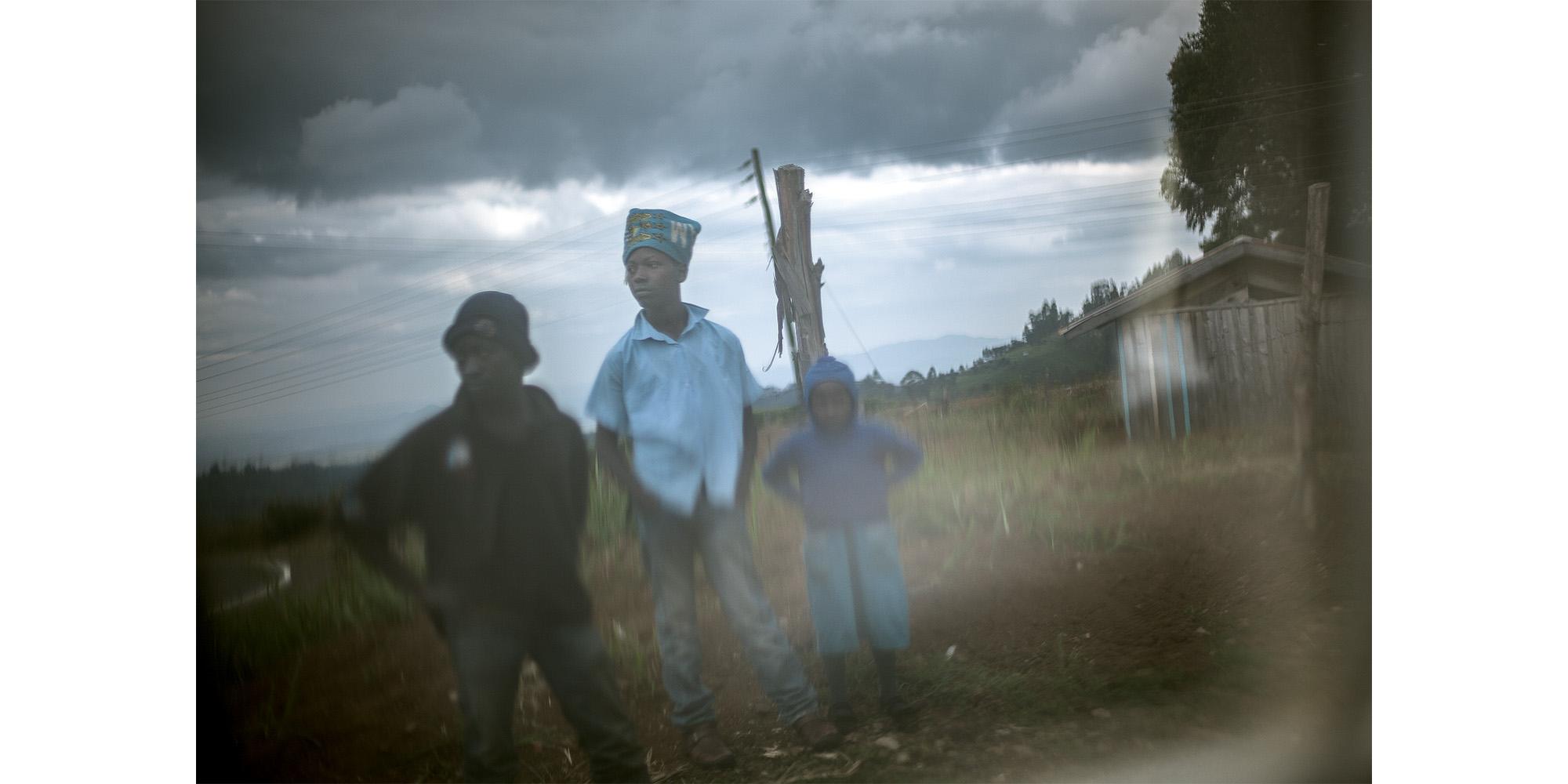 Tea Farming, Kenya (Narrative) / Verse