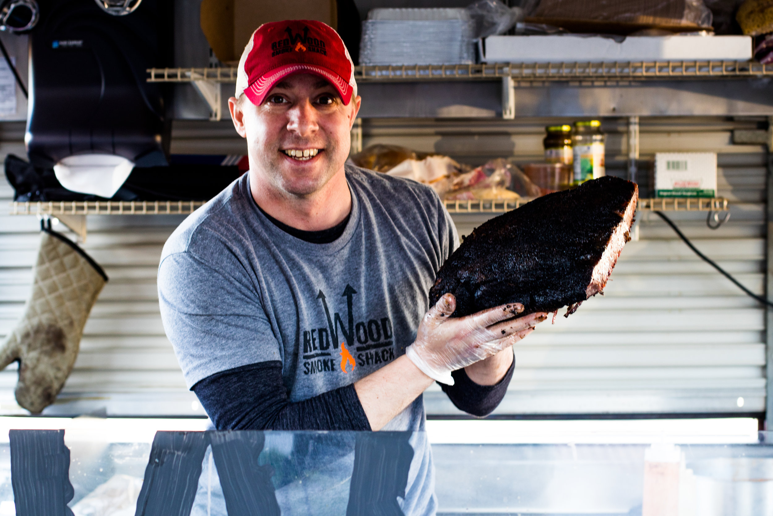 Pit Master, The Man Behind the Meat (Probably Tired) - BOB