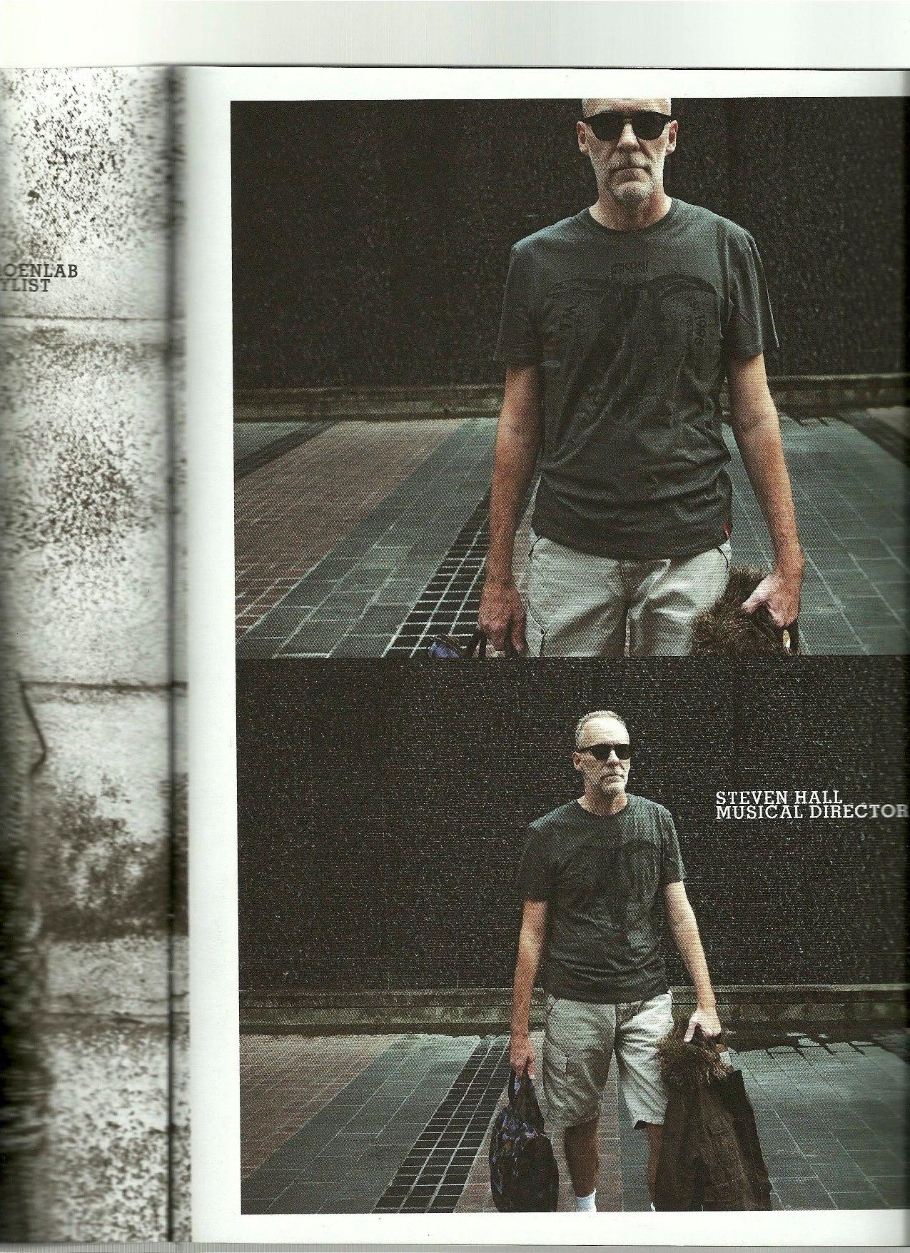 "Photo shoot for ""Bangkok's 100 Most Interesting People"" for DIESEL in LIPS Magazine BKK"