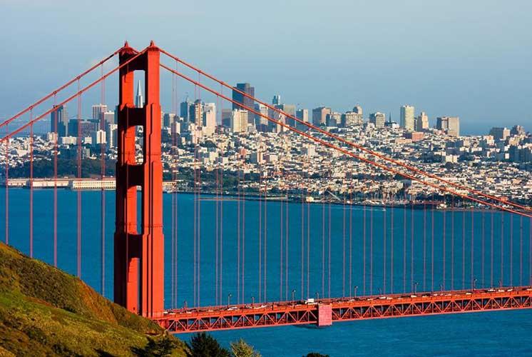 california - San Francisco &Oakland