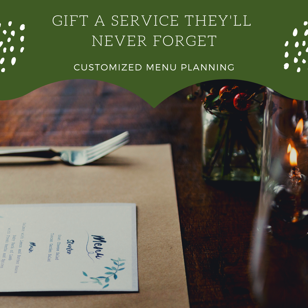 This service provides customized weekly menu plans, recipes, and grocery lists based on the family's specific dietary preferences. This is a good option if the family enjoys cooking, but would like some ideas for keeping mealtimes healthy and tasty. Two weeks of personalized menu planning is $160.