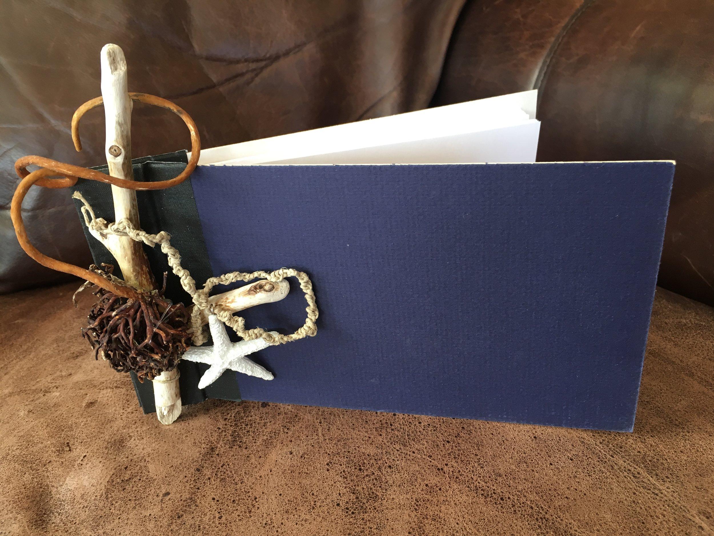 beach treasure journals