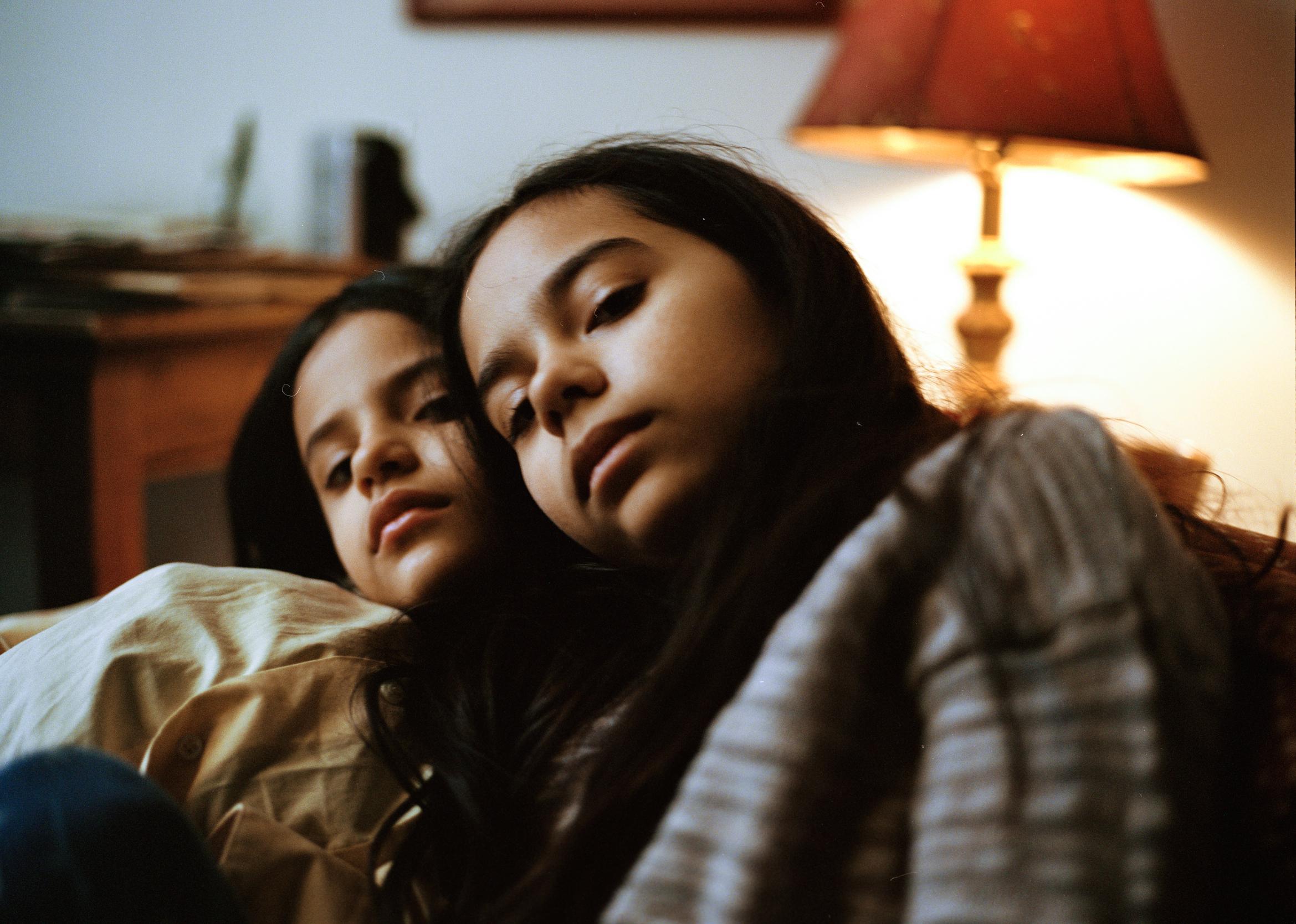 Aleena & Liliana Toro  /  Belly
